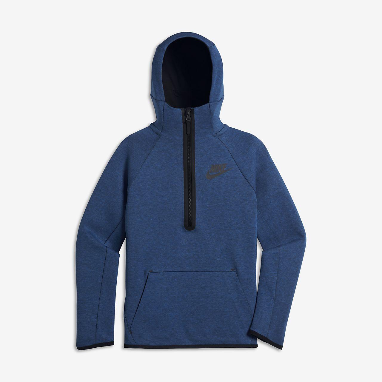 Nike Sportswear Tech Fleece Hoodie für ältere Kinder (Jungen)