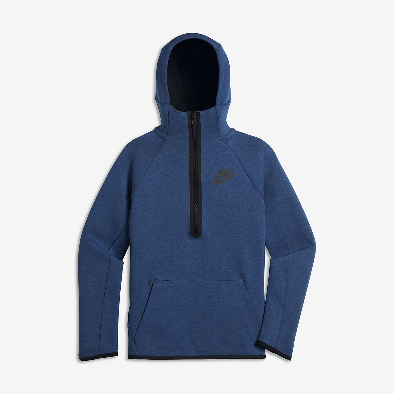 Sweat à capuche Nike Sportswear Tech Fleece pour Garçon plus âgé