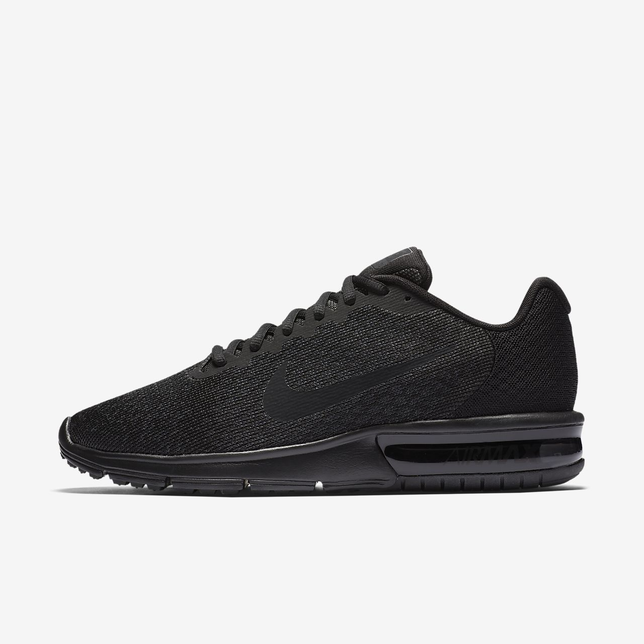 nike chaussures running air max sequent homme