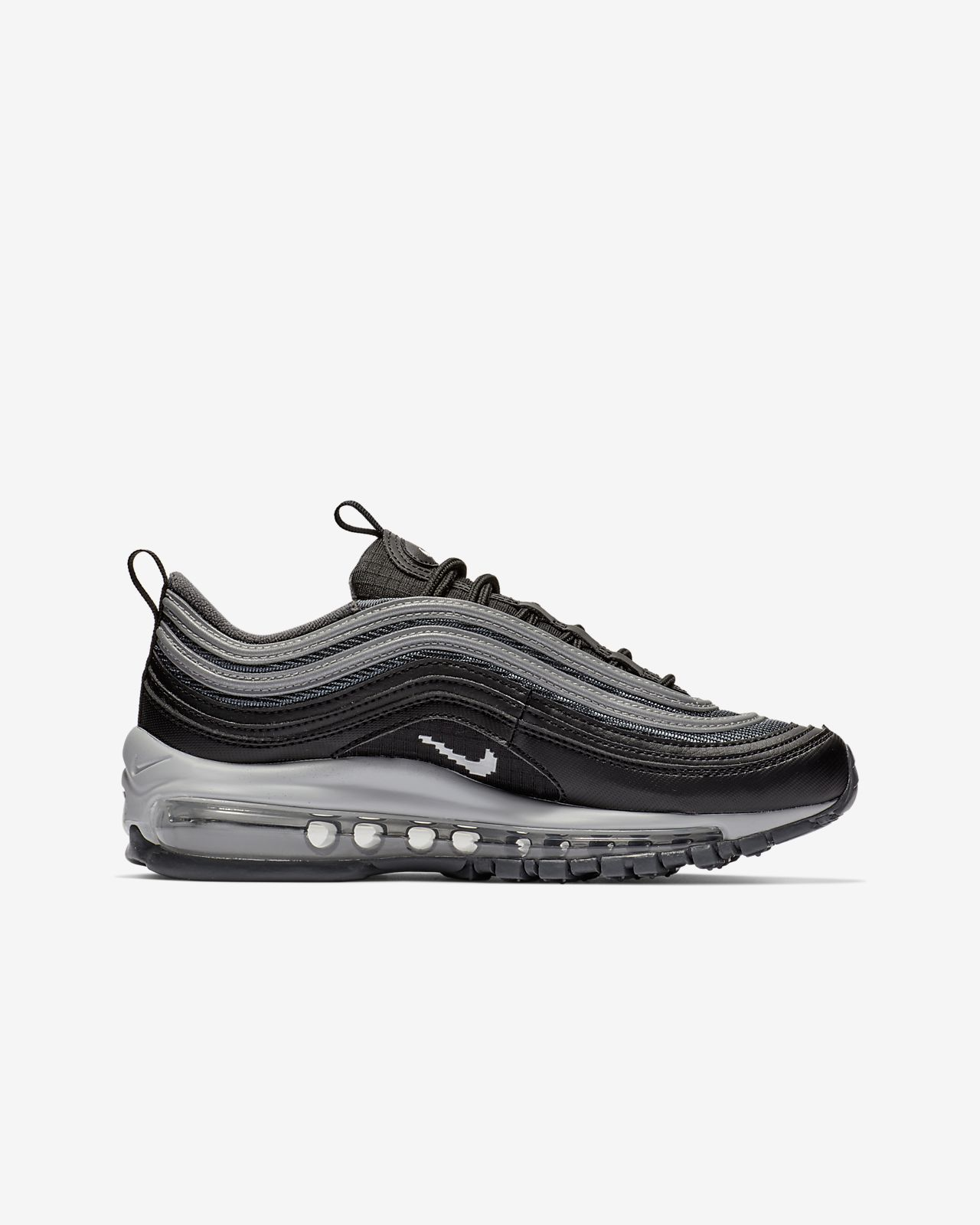 nike air max 97 kinder schwarz