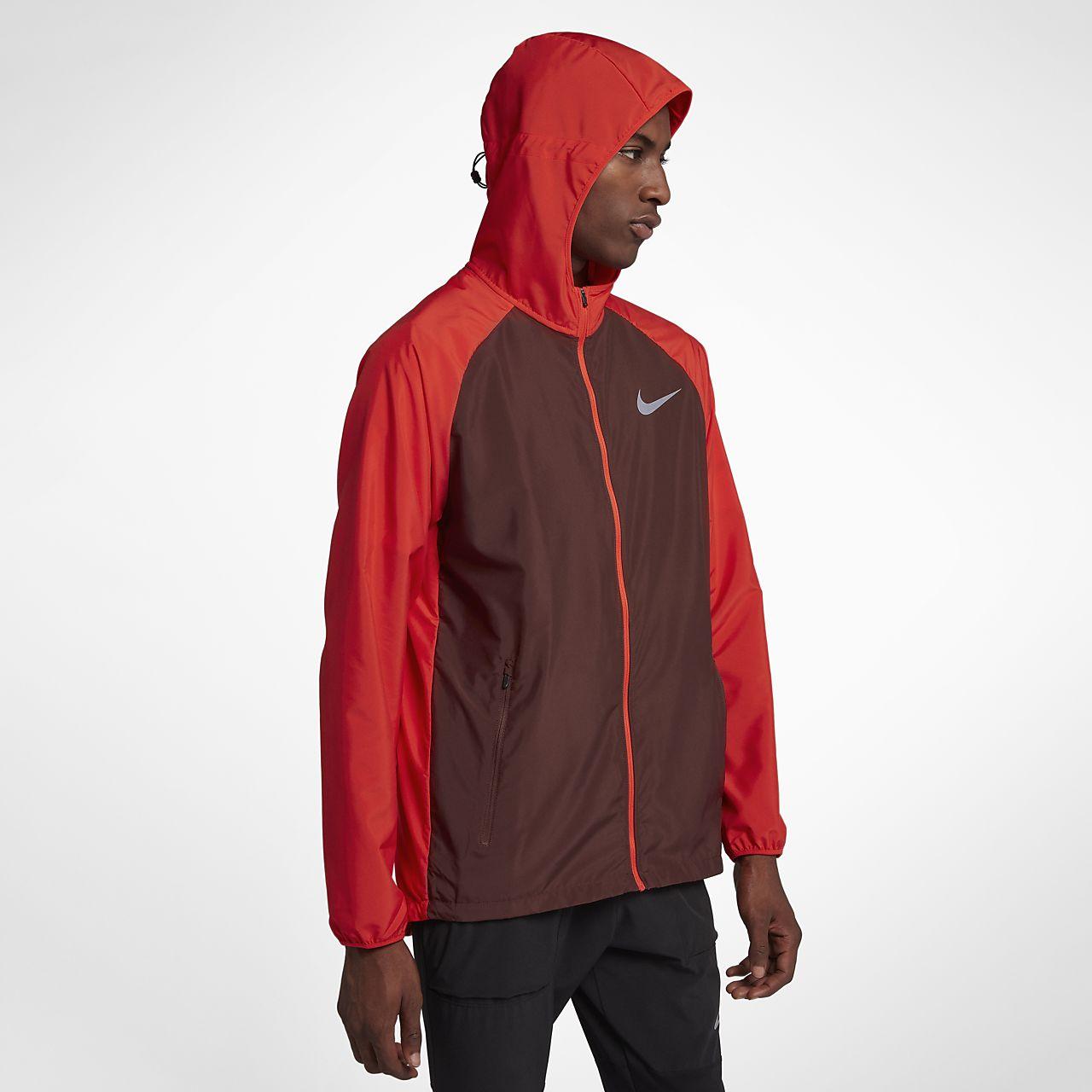 Nike Essential Running Hombre Chaqueta De zx4rwzqT0