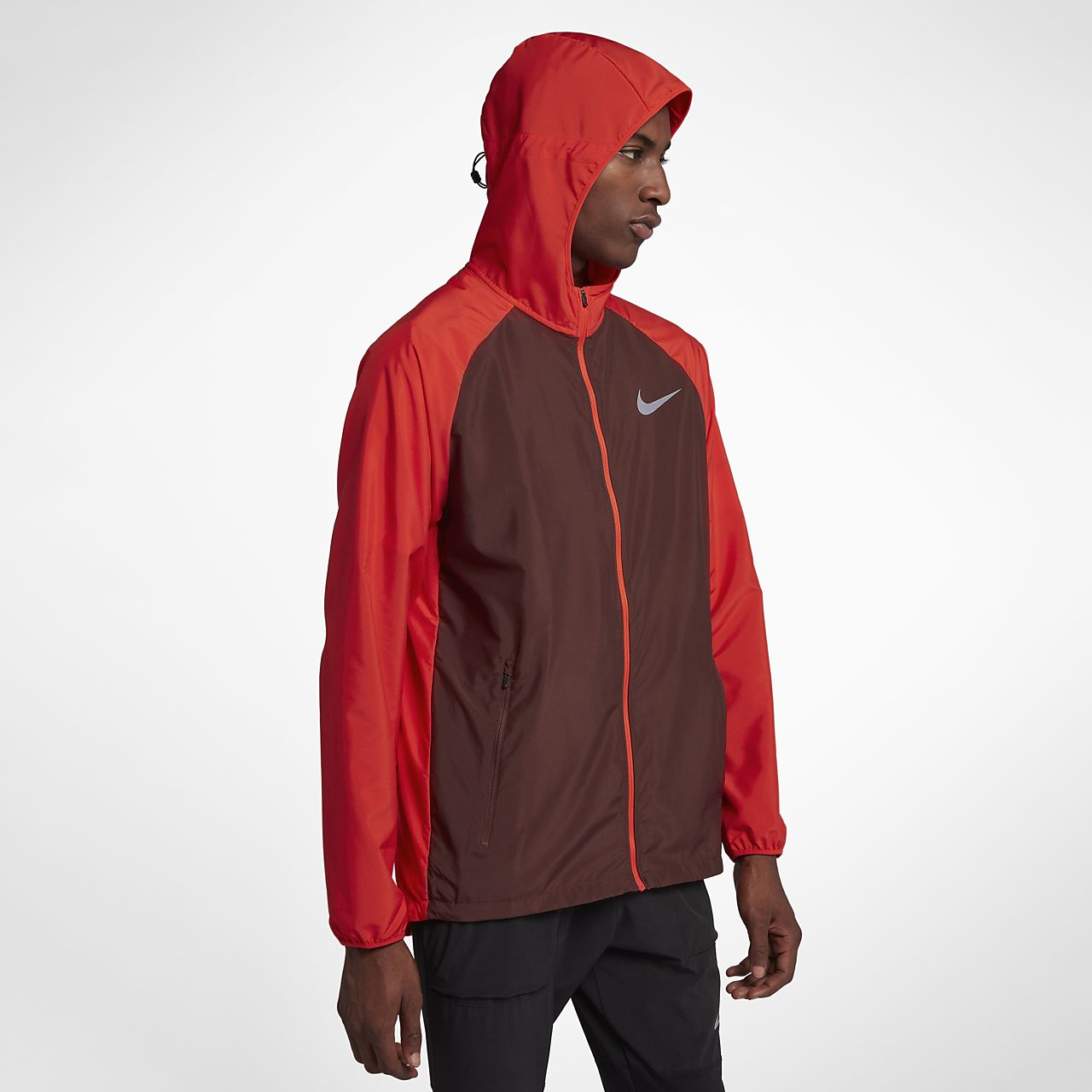 san francisco 0c073 1cde7 Nike Essential Men s Running Jacket. Nike.com SI