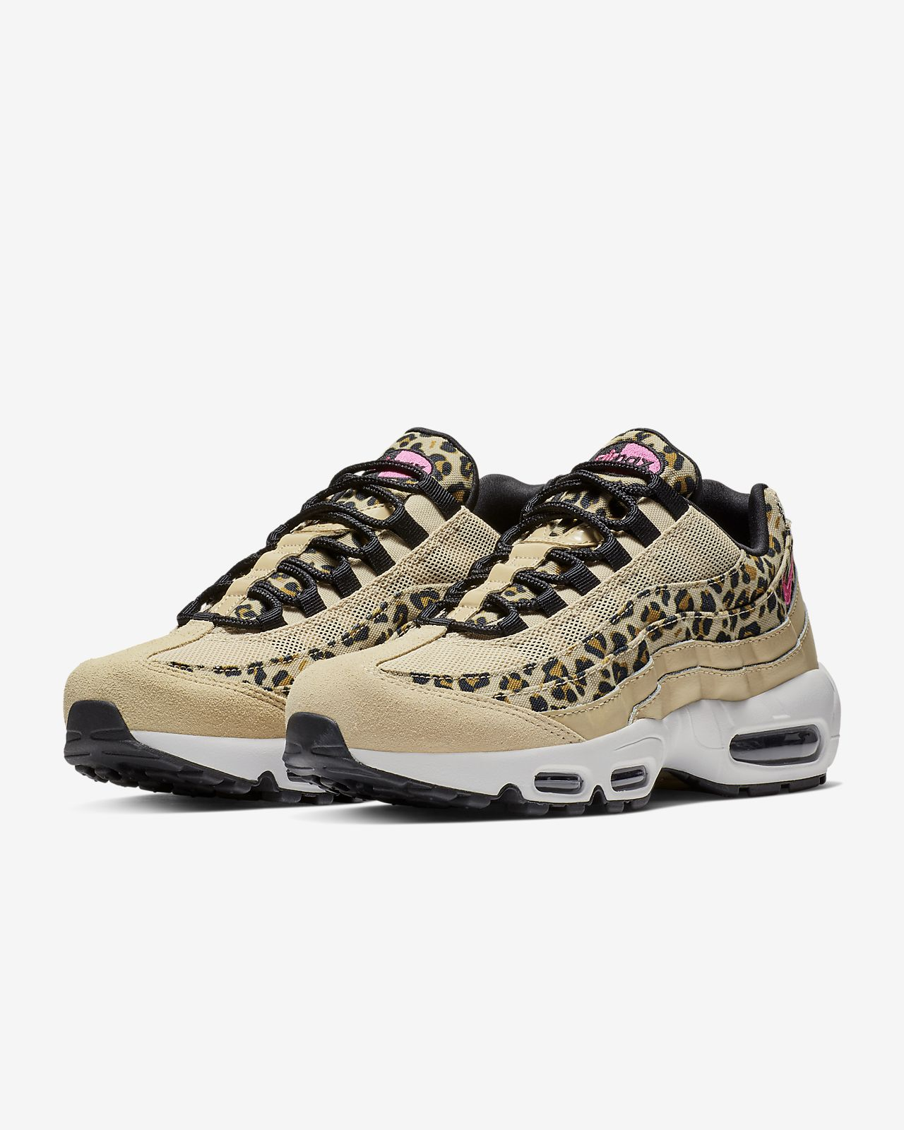 f2b06269bc Nike Air Max 95 Premium Animal Women's Shoe. Nike.com GB