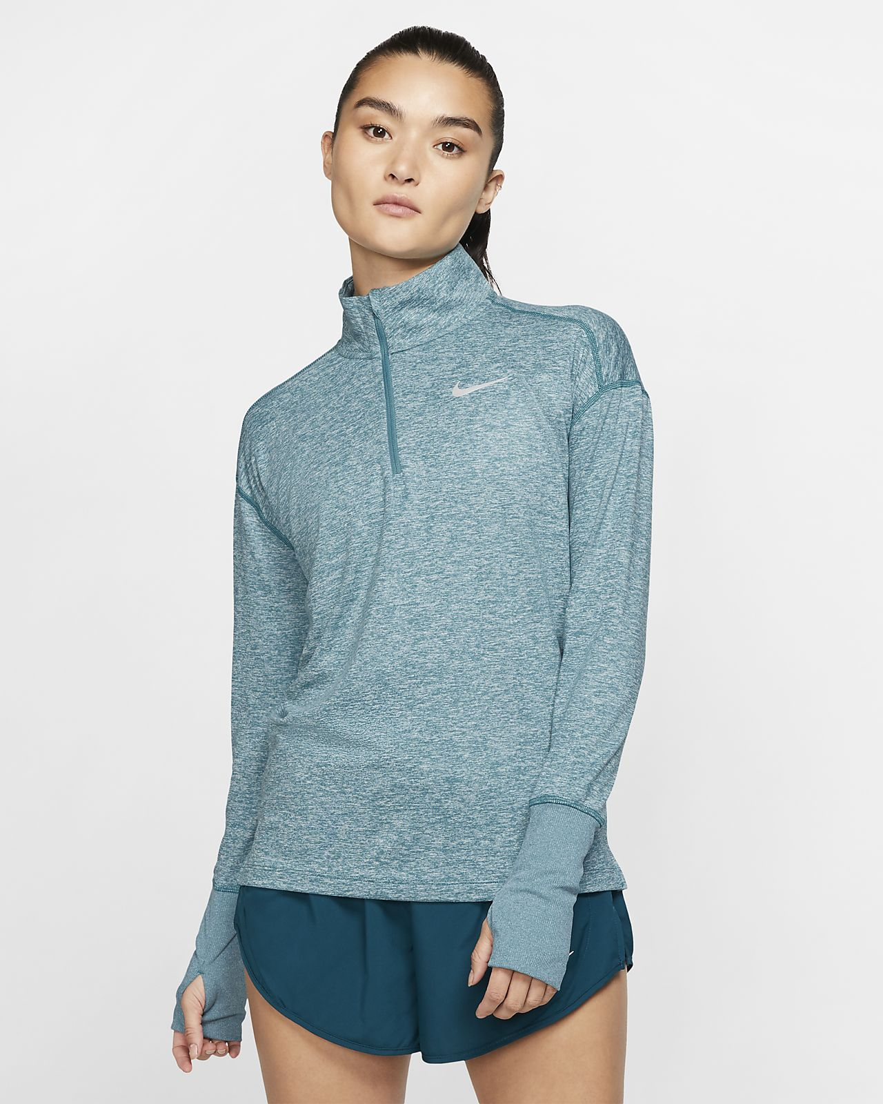 save up to 80% popular stores special for shoe Nike Element Women's Half-Zip Running Top