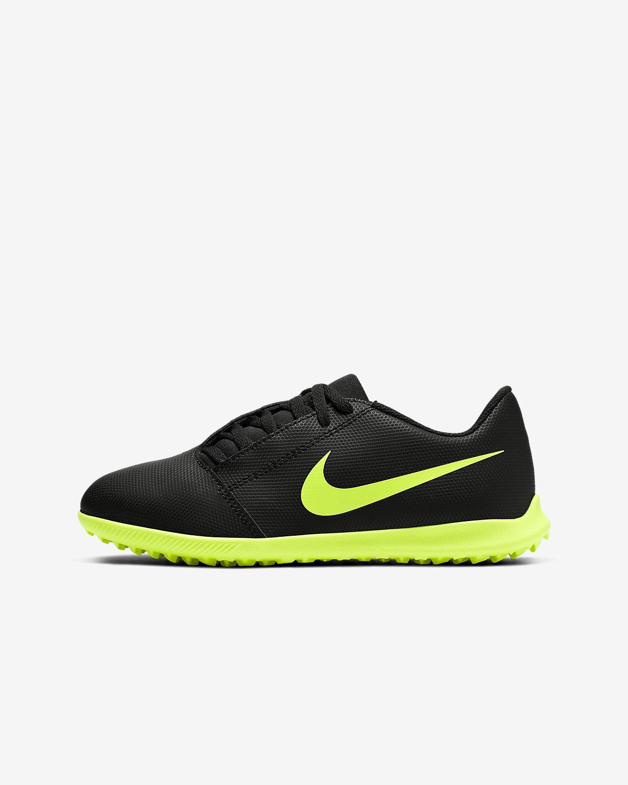 Fotbollssko för grus/turf Nike Jr. Phantom Venom Club TF för barn/ungdom