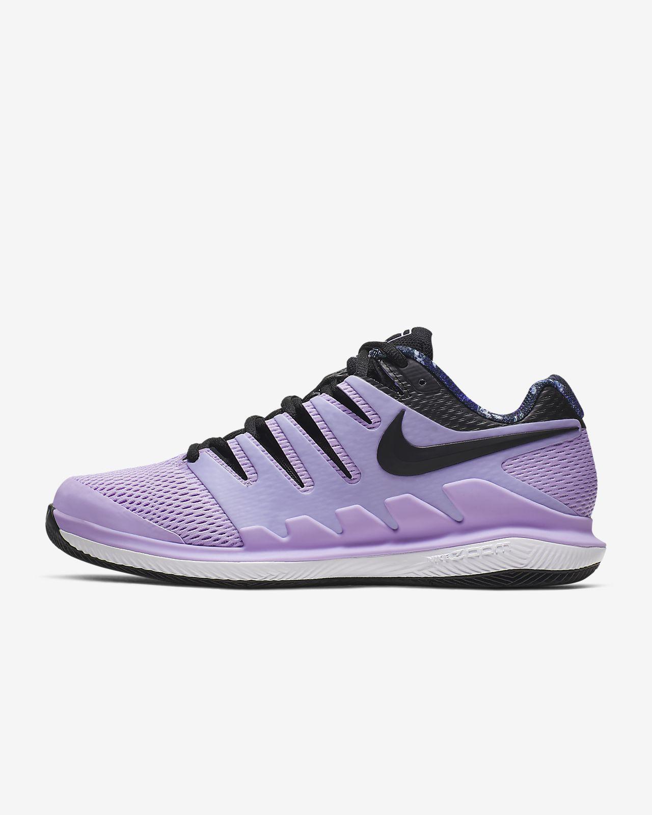 Scarpa da tennis per campi in cemento NikeCourt Air Zoom Vapor X - Donna