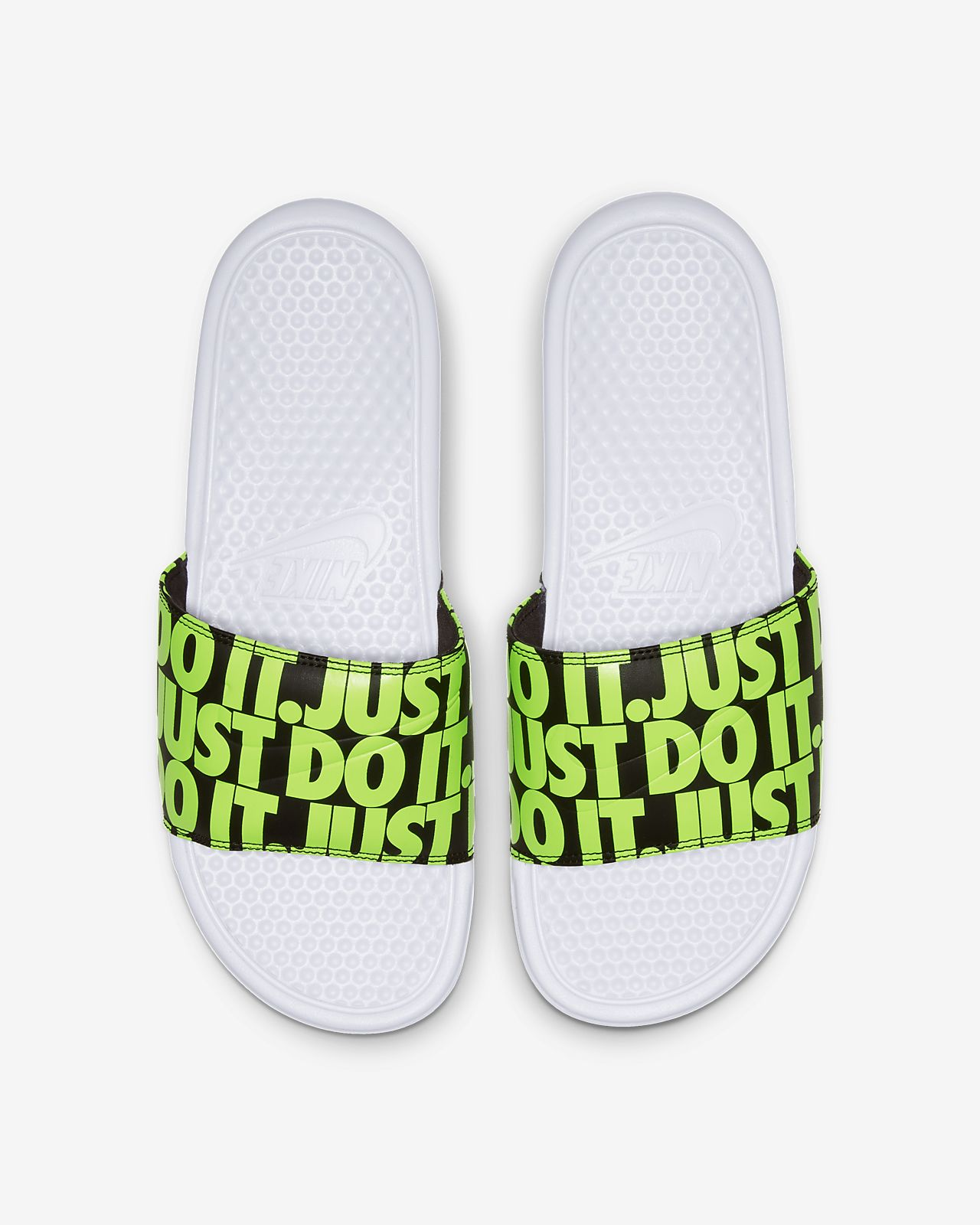 innovative design 8fc15 d5d85 ... Nike Benassi JDI Printed Men s Slide