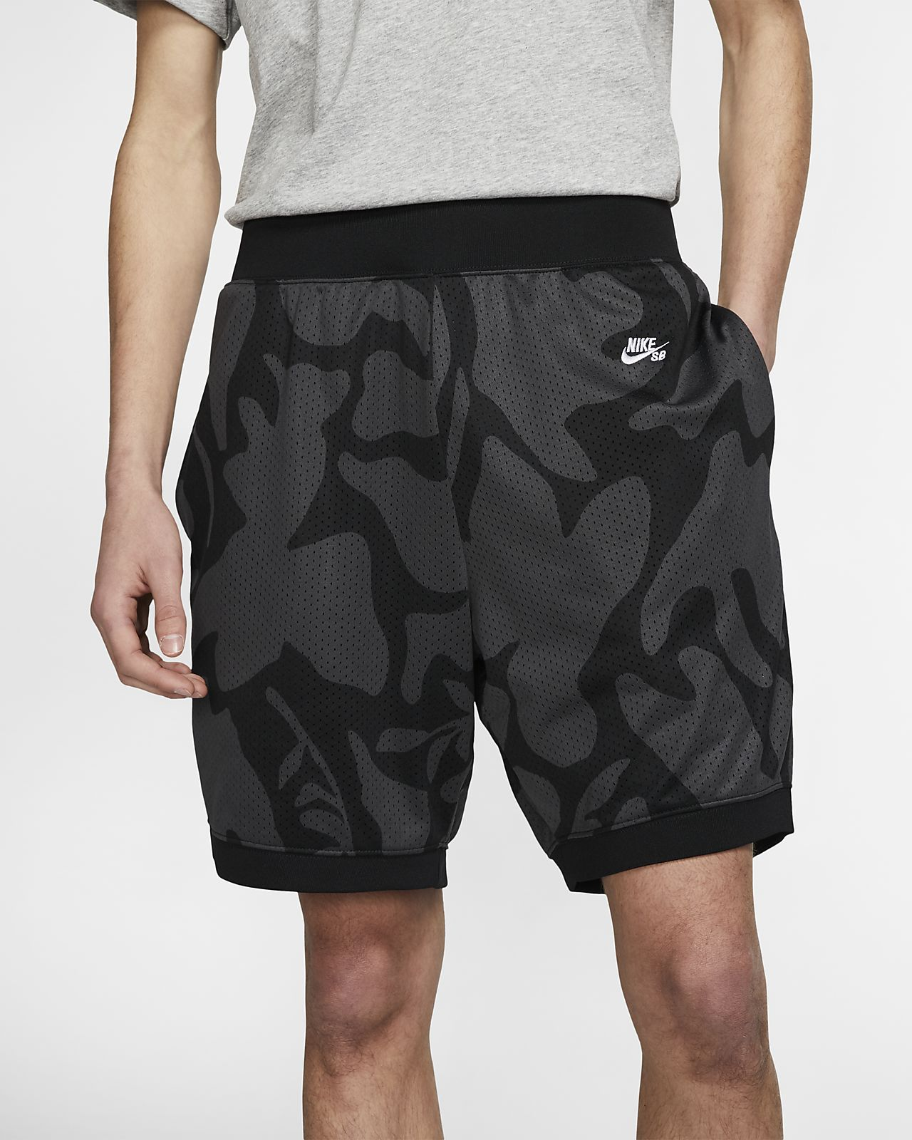 Nike SB Dri-FIT Men's Printed Skate Shorts
