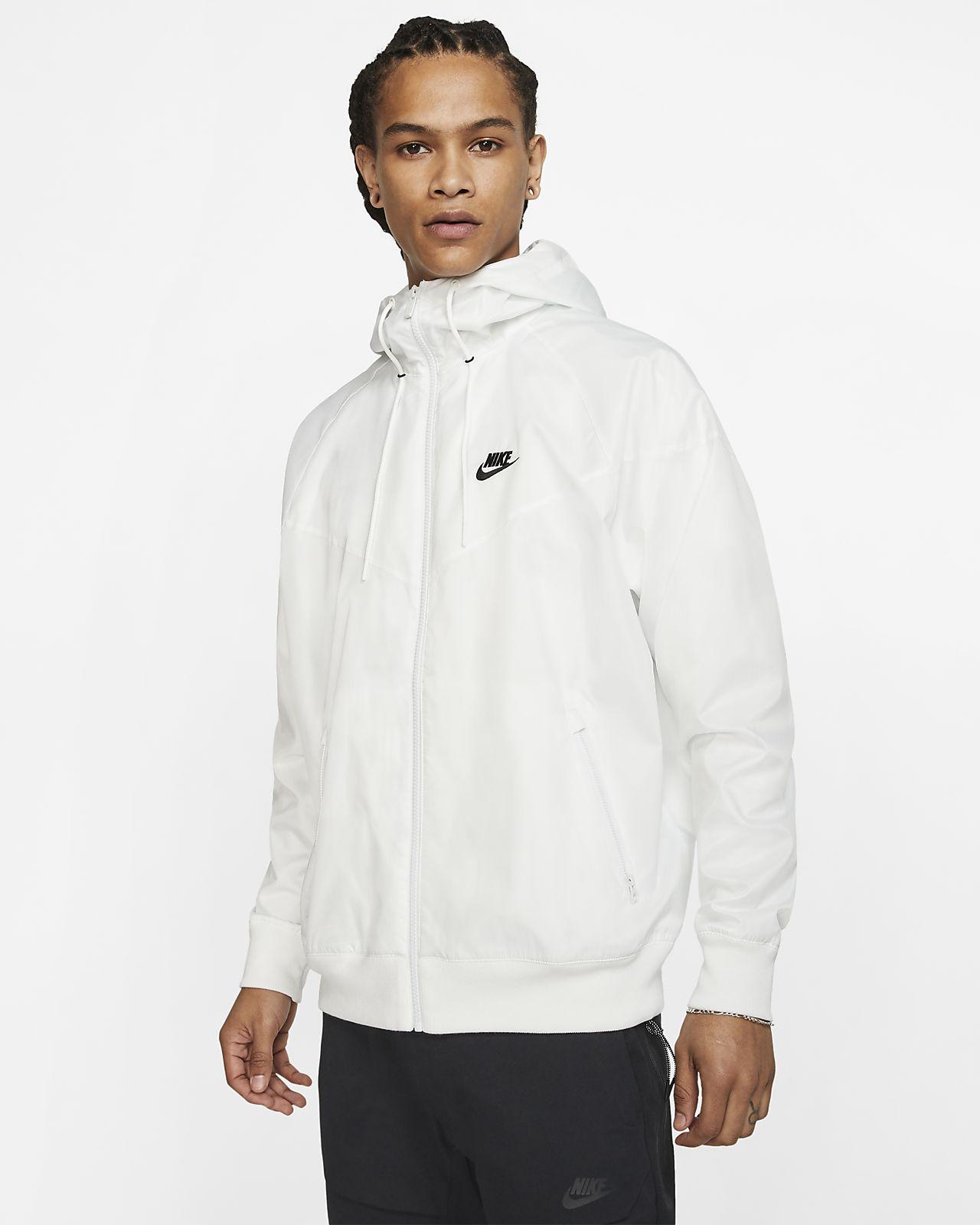 Męska kurtka przeciwwiatrowa z kapturem Nike Sportswear Windrunner