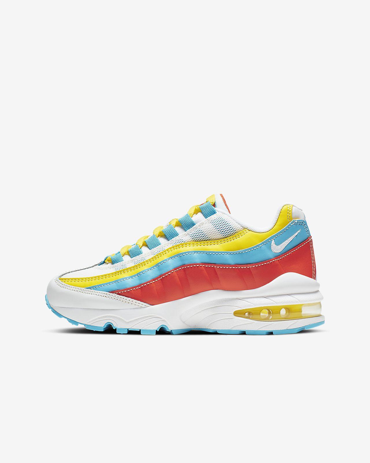 Nike Air Max 95 Big Kids' Shoe