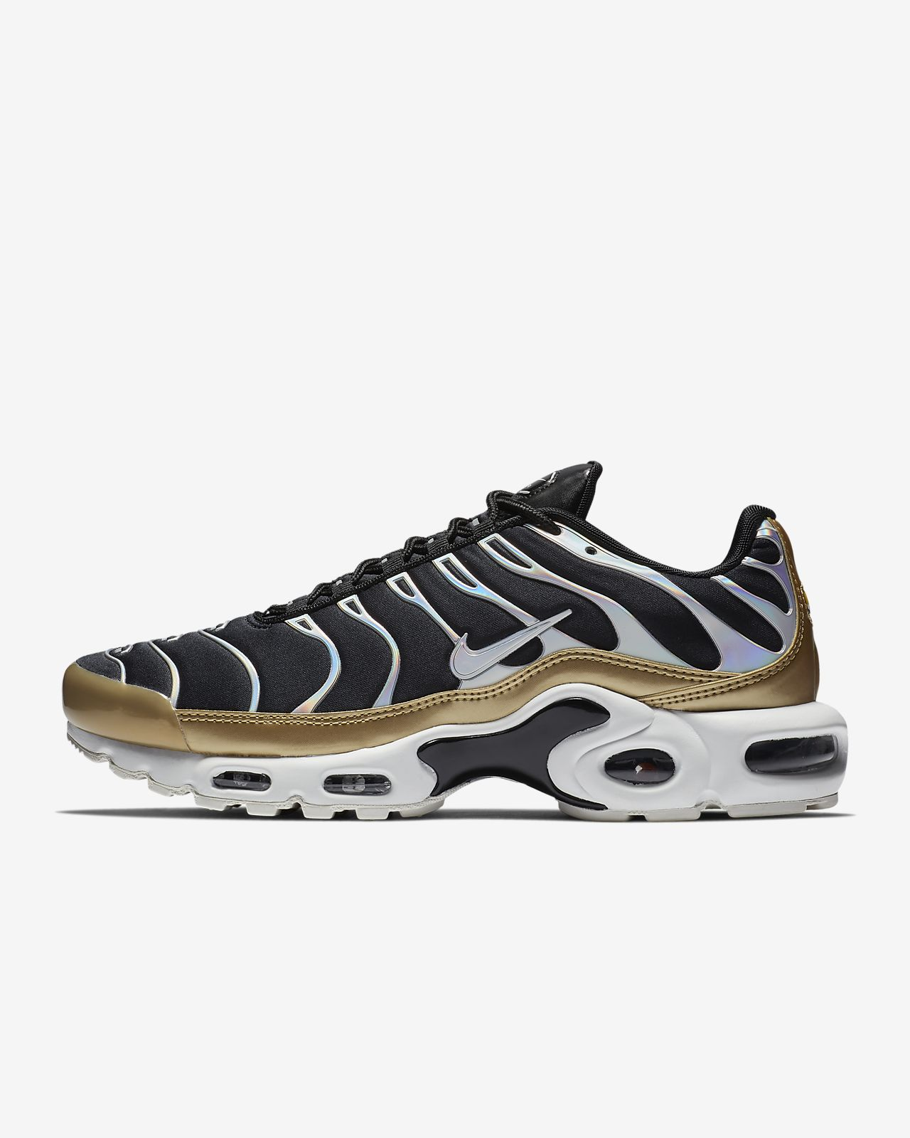 807606e511e0 Nike Air Max Plus Metallic Women s Shoe. Nike.com IE