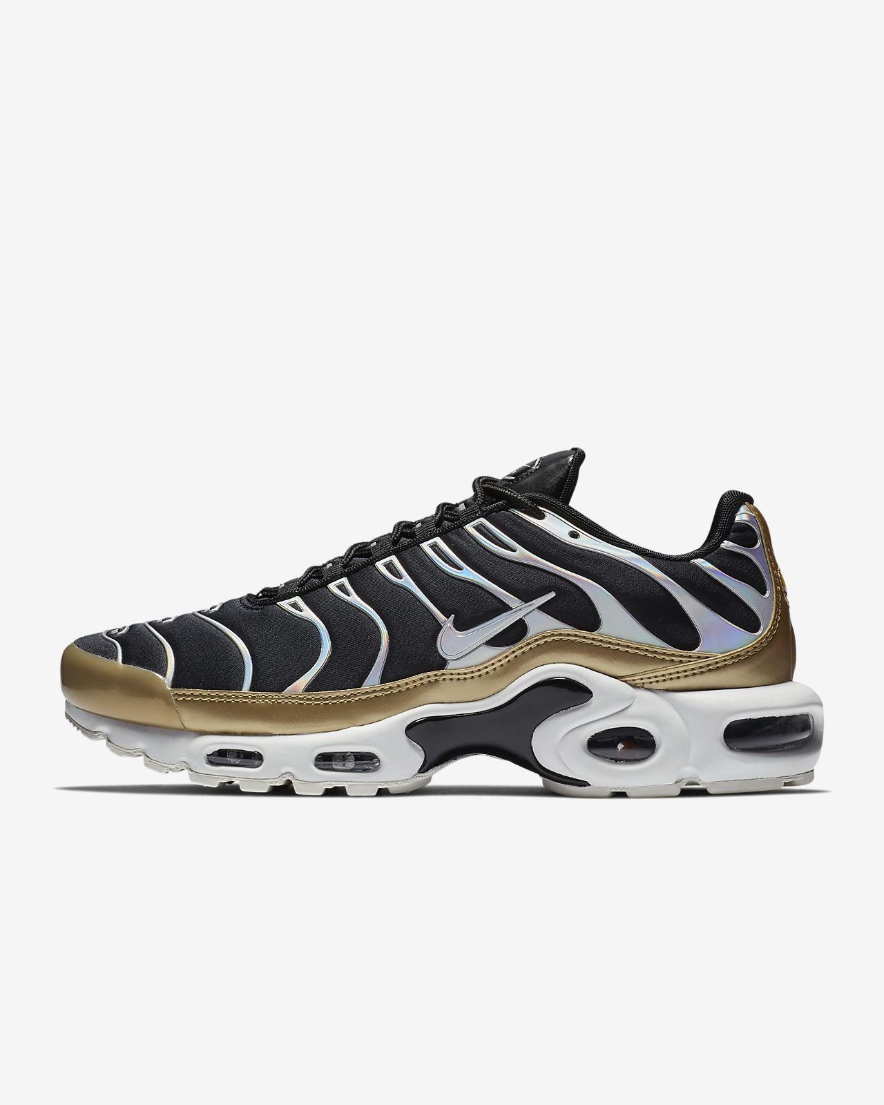 finest selection 8540f 82a99 ... usa nike air max plus metallic sko til kvinder e8e75 9dcb6
