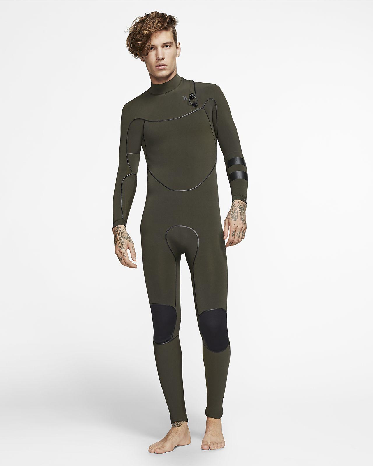 Fato de surf Hurley Advantage Max 3/2mm Fullsuit para homem