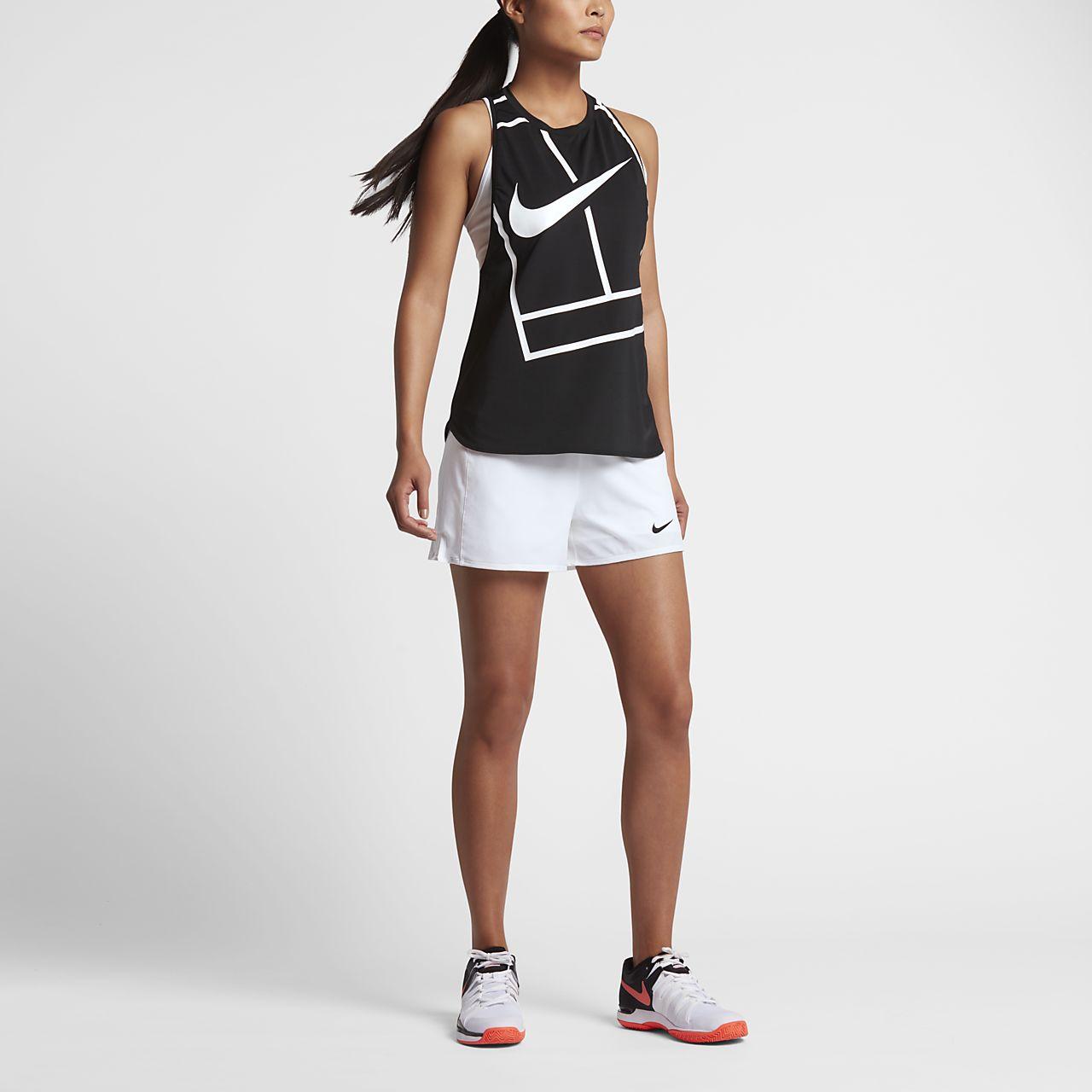 ... Short de tennis NikeCourt Flex Pure pour Femme