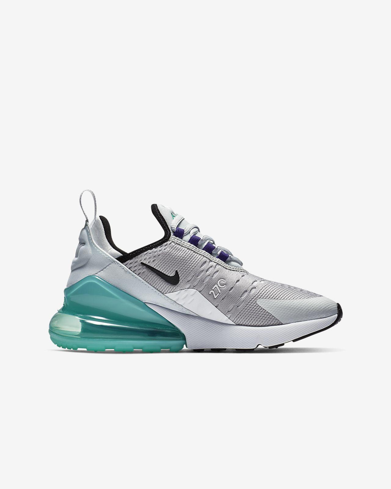 buy online 04497 8dba4 ... Chaussure Nike Air Max 270 pour Enfant plus âgé