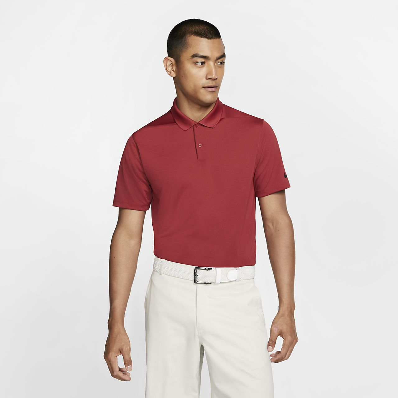 100% authentic 1cd33 5aa7a Men s Golf Polo. Nike Dri-FIT Victory