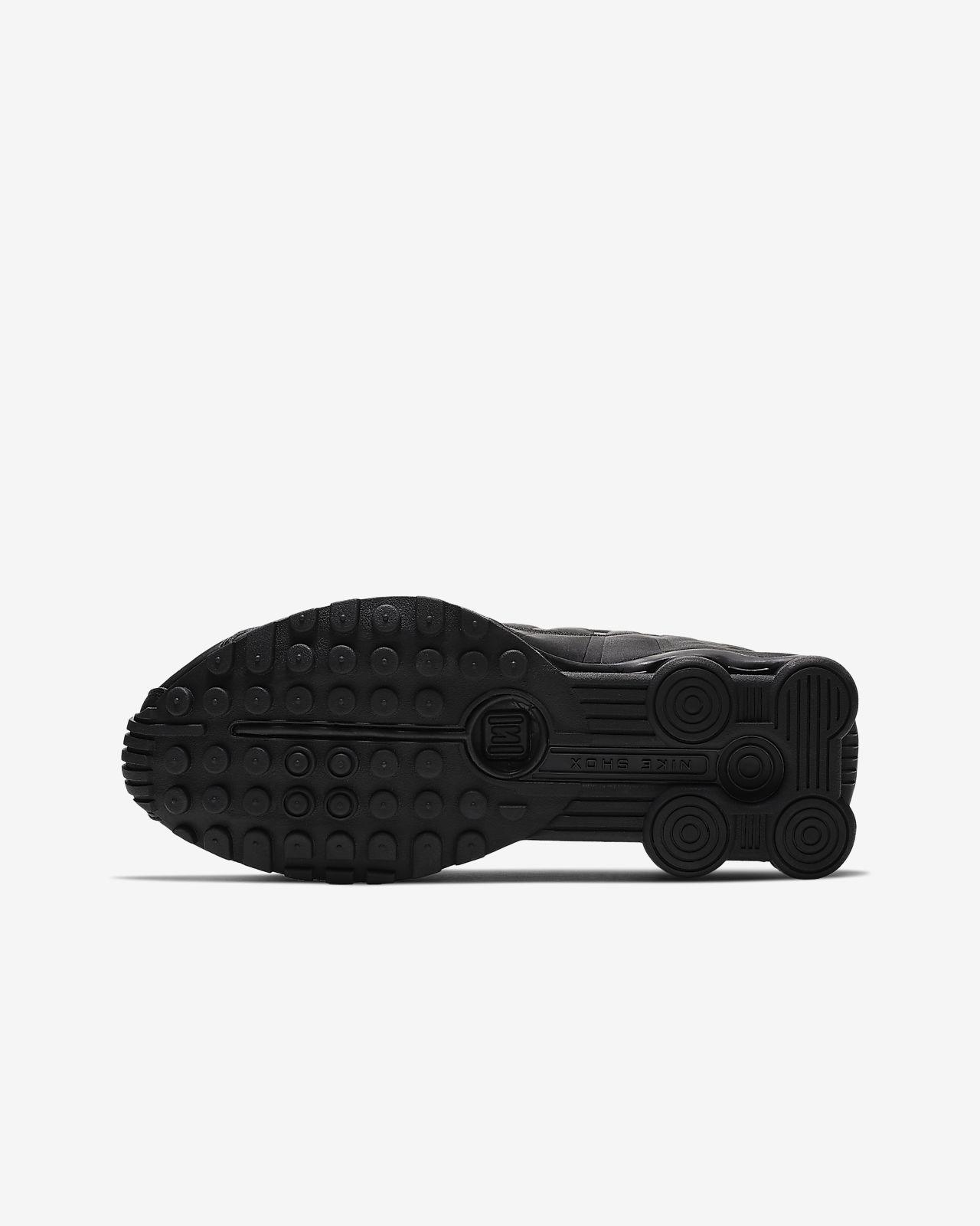 nouveau style a9dda ce73b Chaussure Nike Shox R4 pour Enfant plus âgé