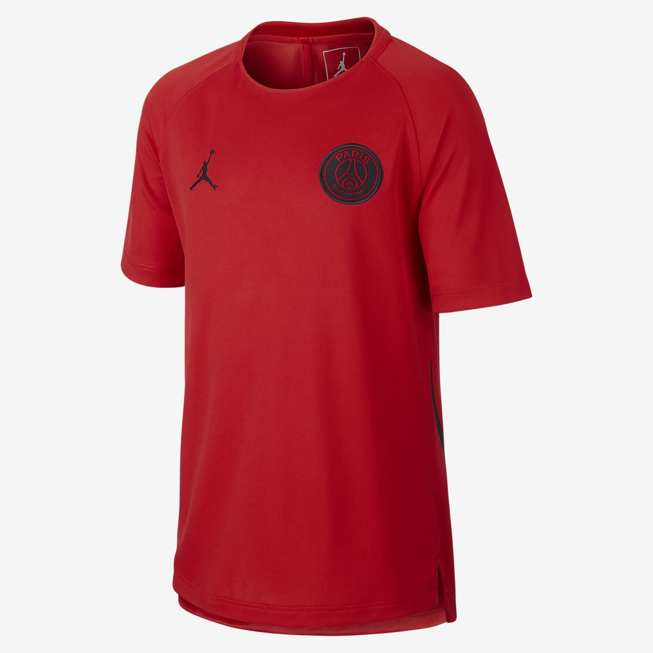 PSG Dri-FIT Squad Older Kids' Football Top