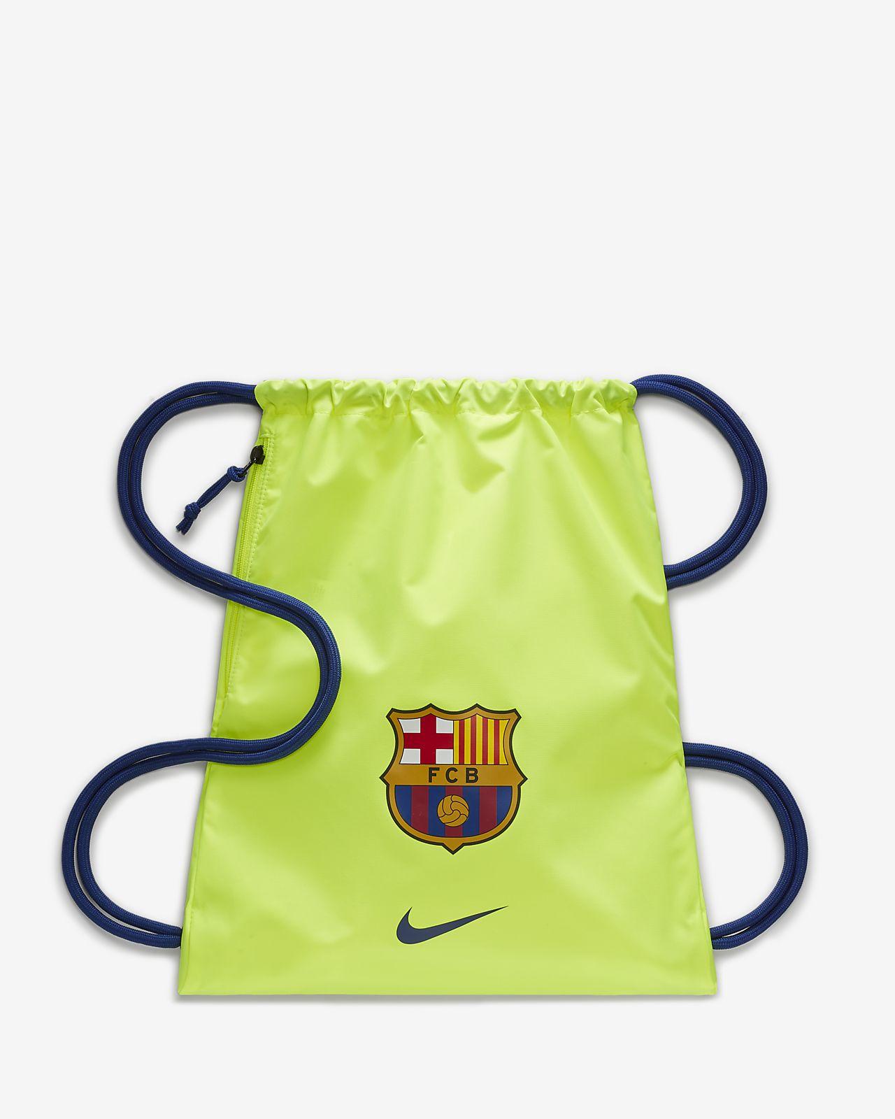 0015fe91b Worek na sprzęt piłkarski FC Barcelona Stadium. Nike.com PL