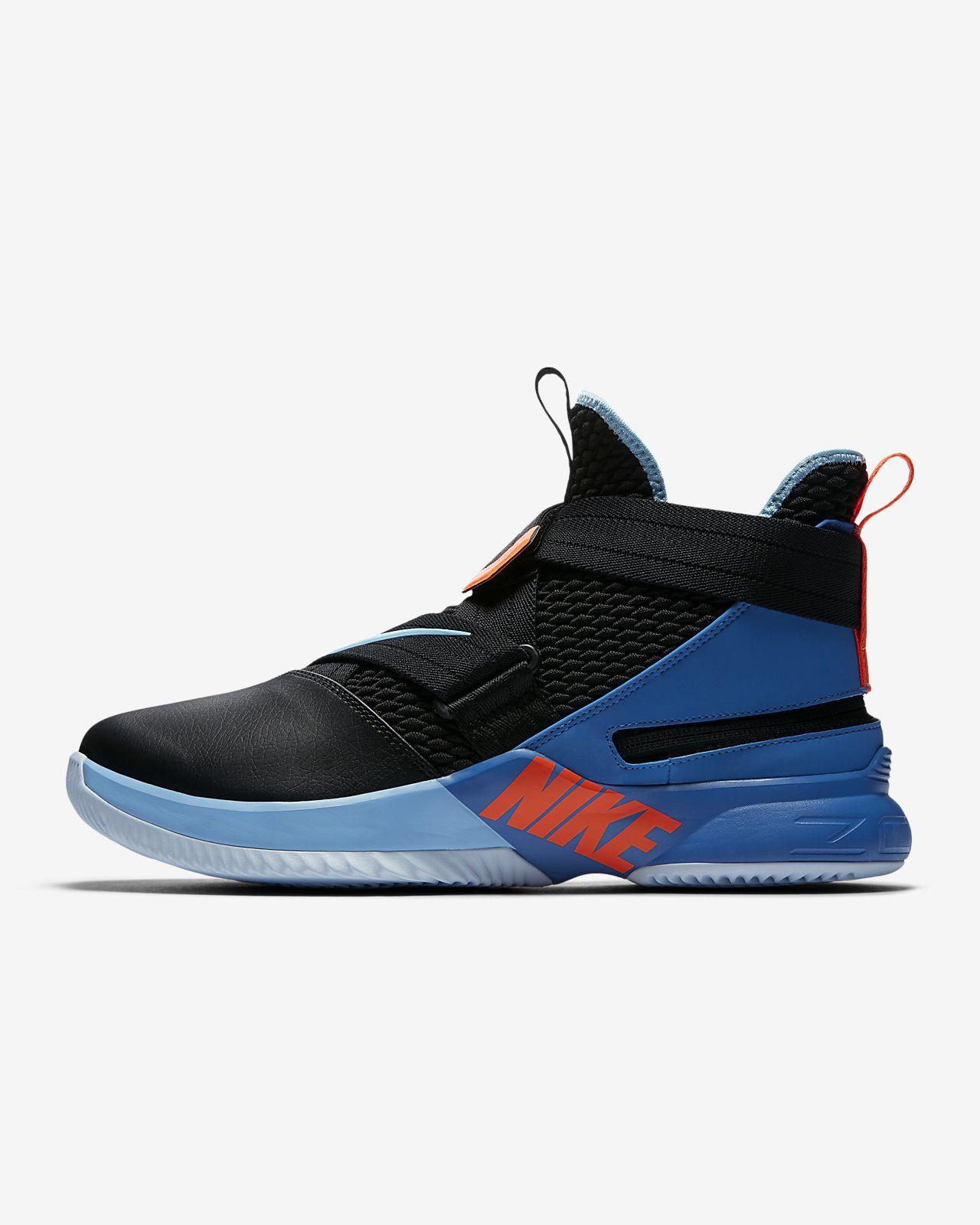 ee6cc671970680 LeBron Soldier 12 FlyEase Men s Basketball Shoe. Nike.com