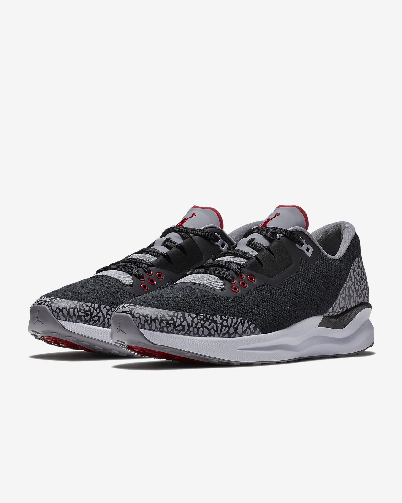 Nike Jordan Zoom Tenacity 88 Black Cement Retro size 9.5