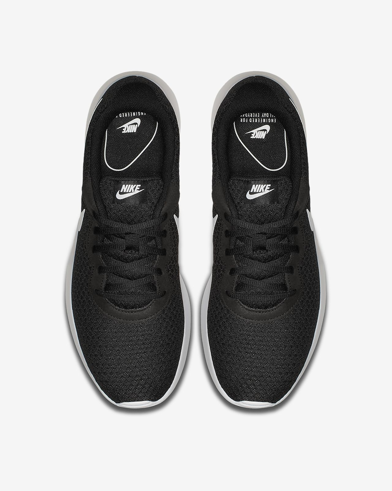 nike tanjun all black mens nz