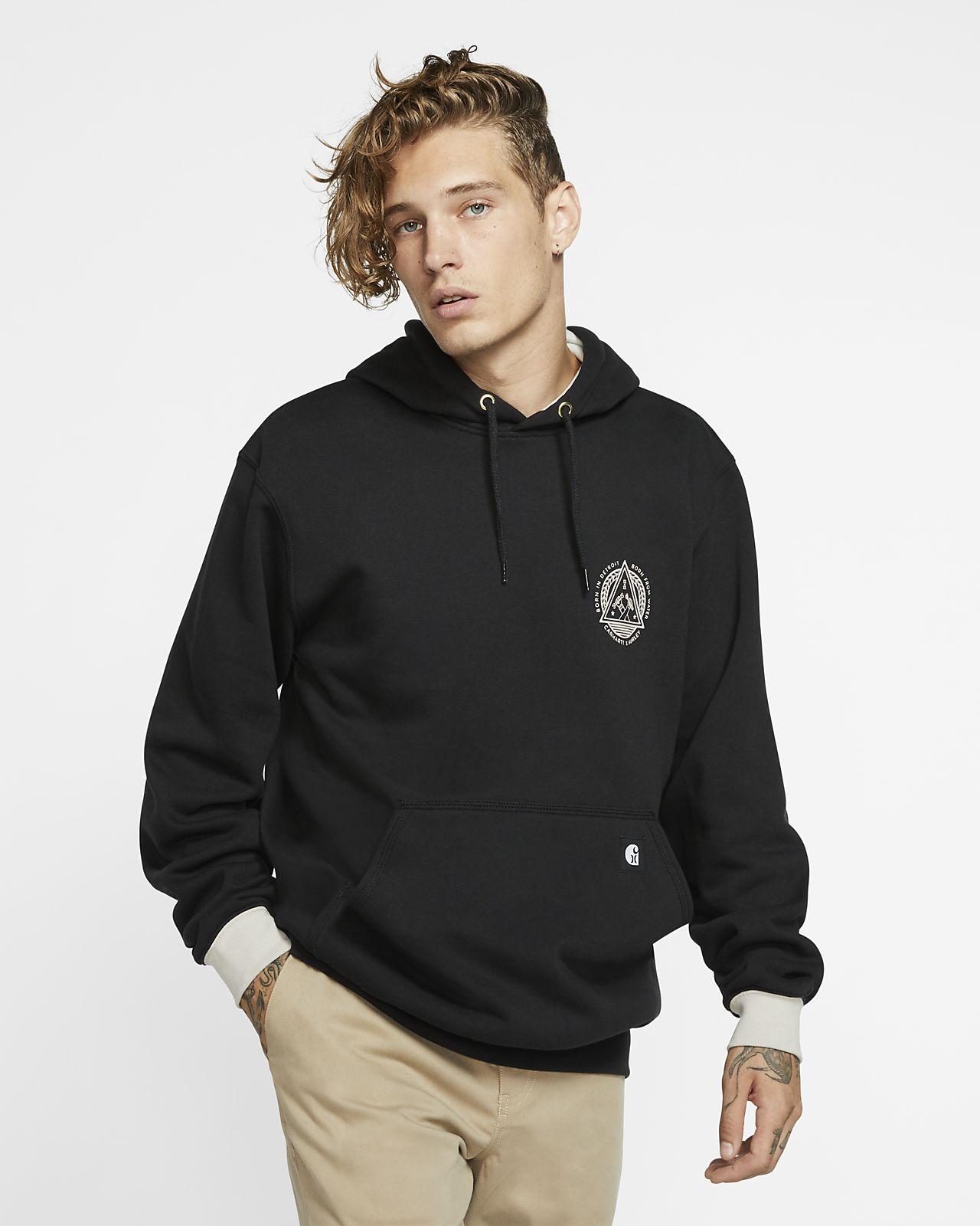 Hurley x Carhartt CMDT Men's Fleece Pullover