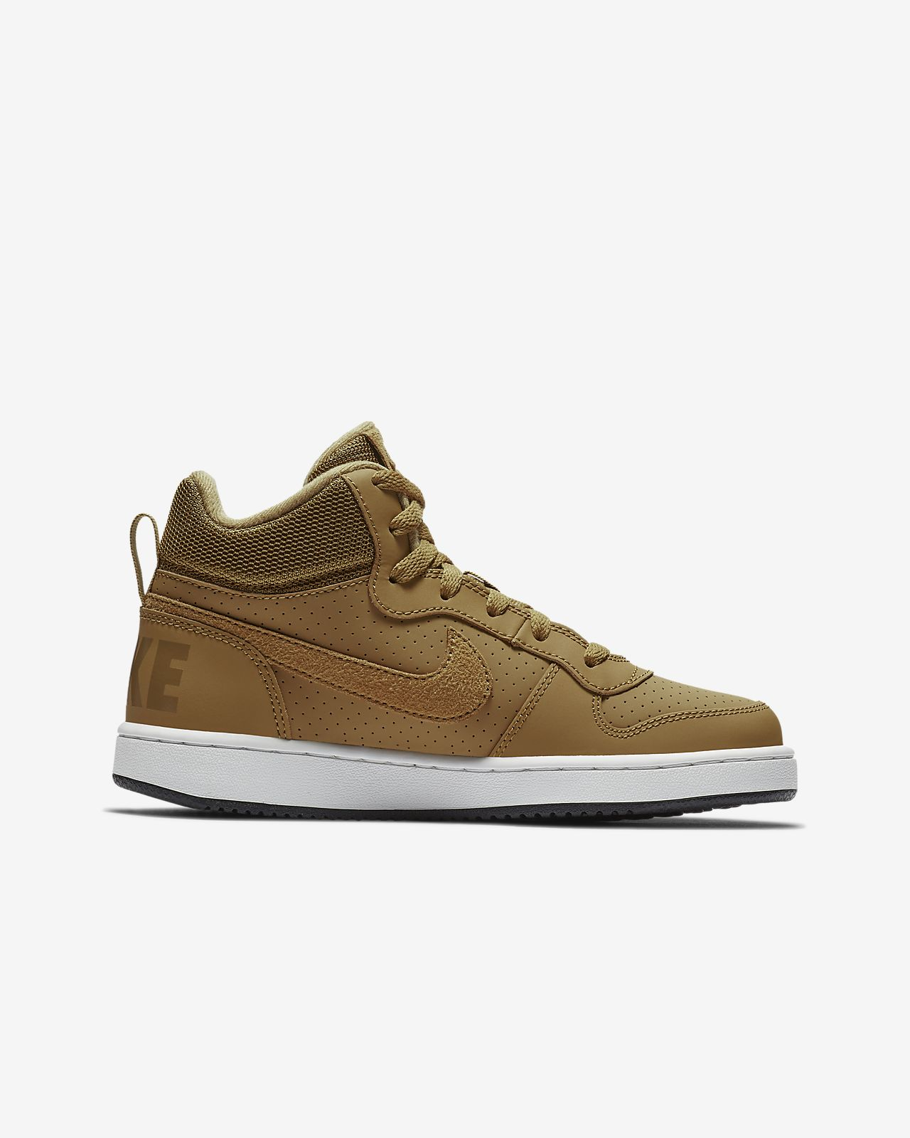 7ab1cbc2c674 Nike Court Borough Mid Older Kids  Shoe. Nike.com AU