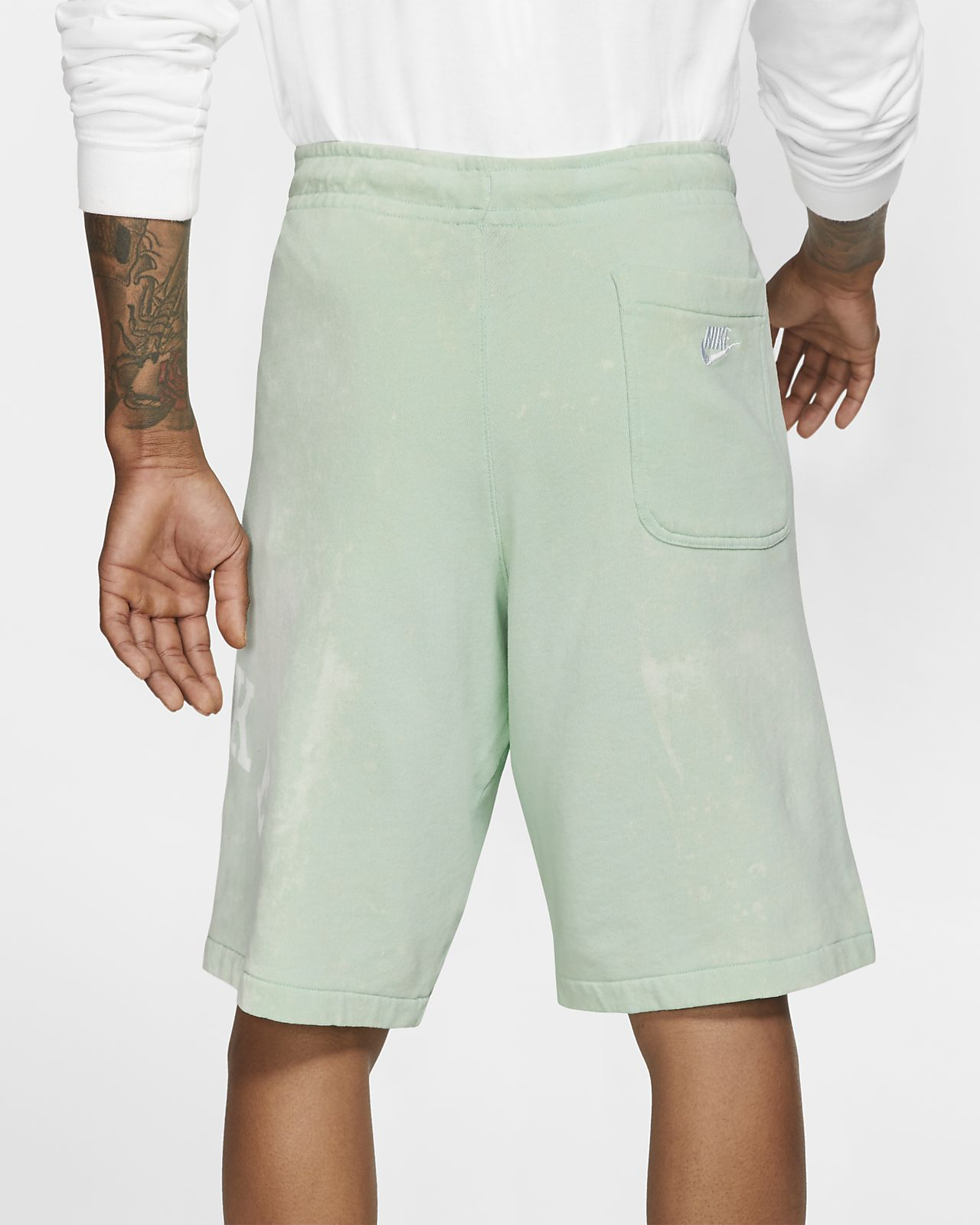 7c64b313ce7 Σορτς από ύφασμα French Terry Nike Sportswear