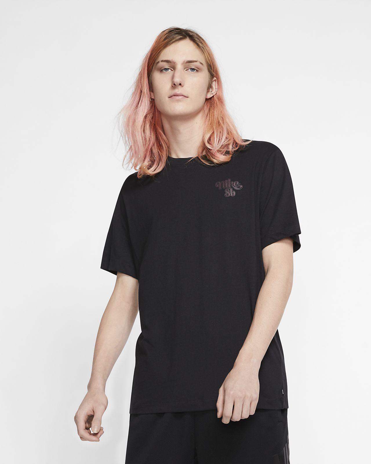Ανδρικό T-Shirt skateboarding Nike SB