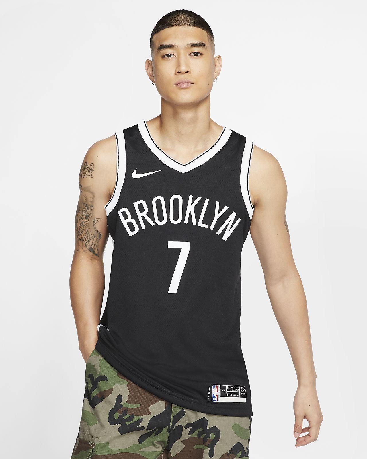 Camiseta Nike NBA Swingman Kevin Durant Nets Icon Edition