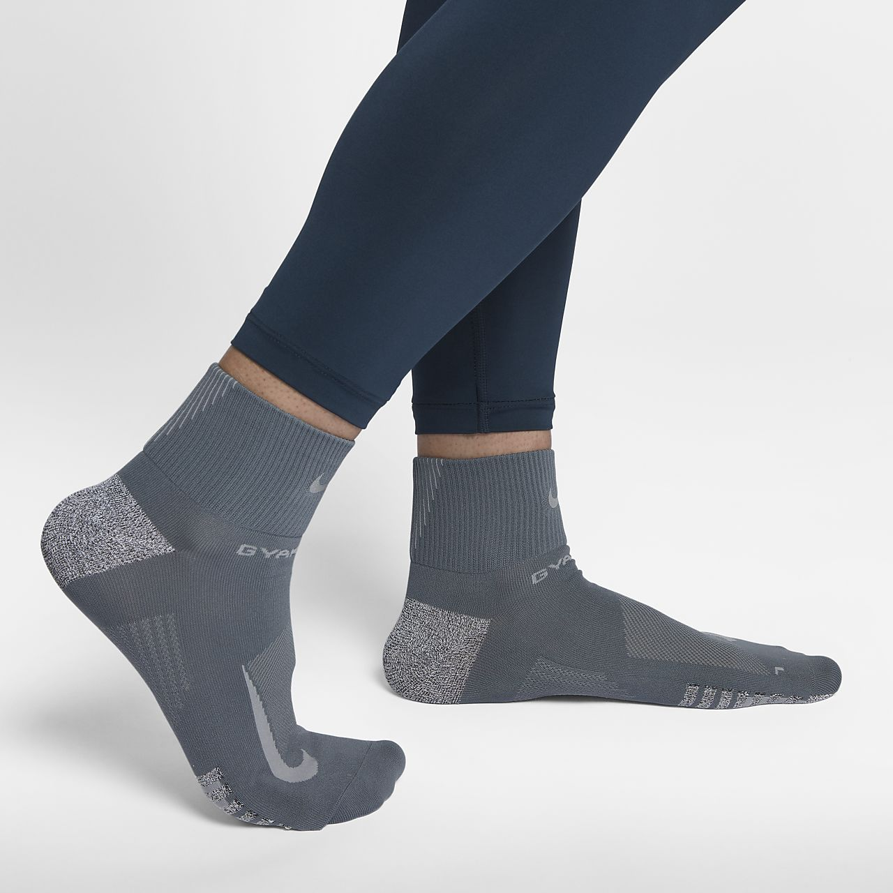 best sneakers 34f0f c8640 ... Nike Gyakusou NikeGrip Unisex Quarter Sock