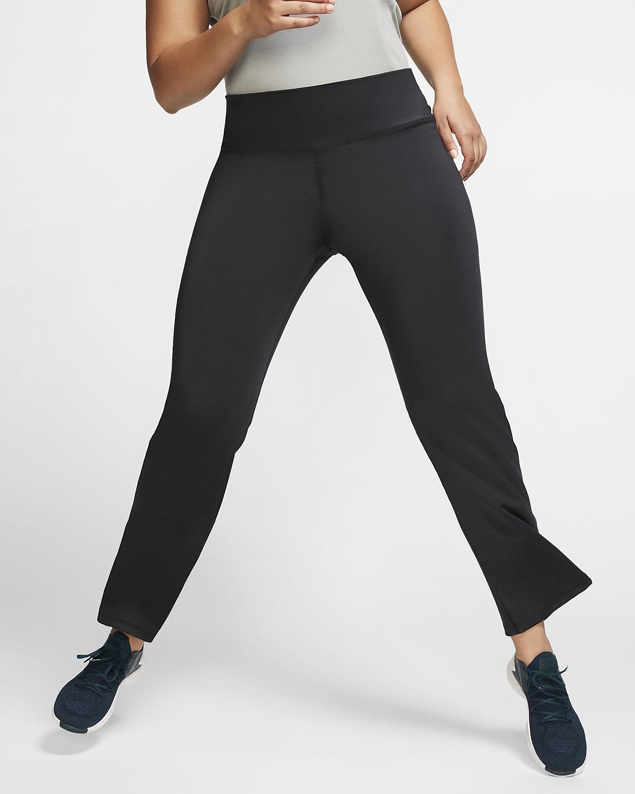 Nike Power-træningsbukser (Plus Size) til kvinder