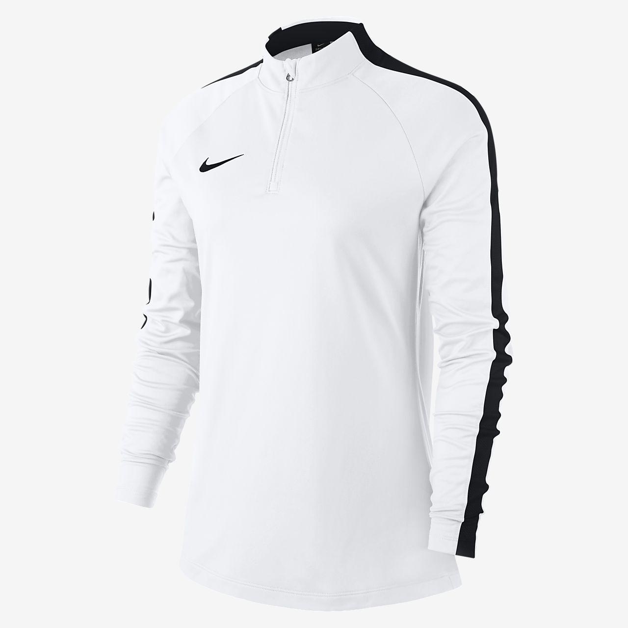 Larga De Camiseta Dri Drill Nike Manga Mujer Fútbol Fit Academy NnwXkZ80OP