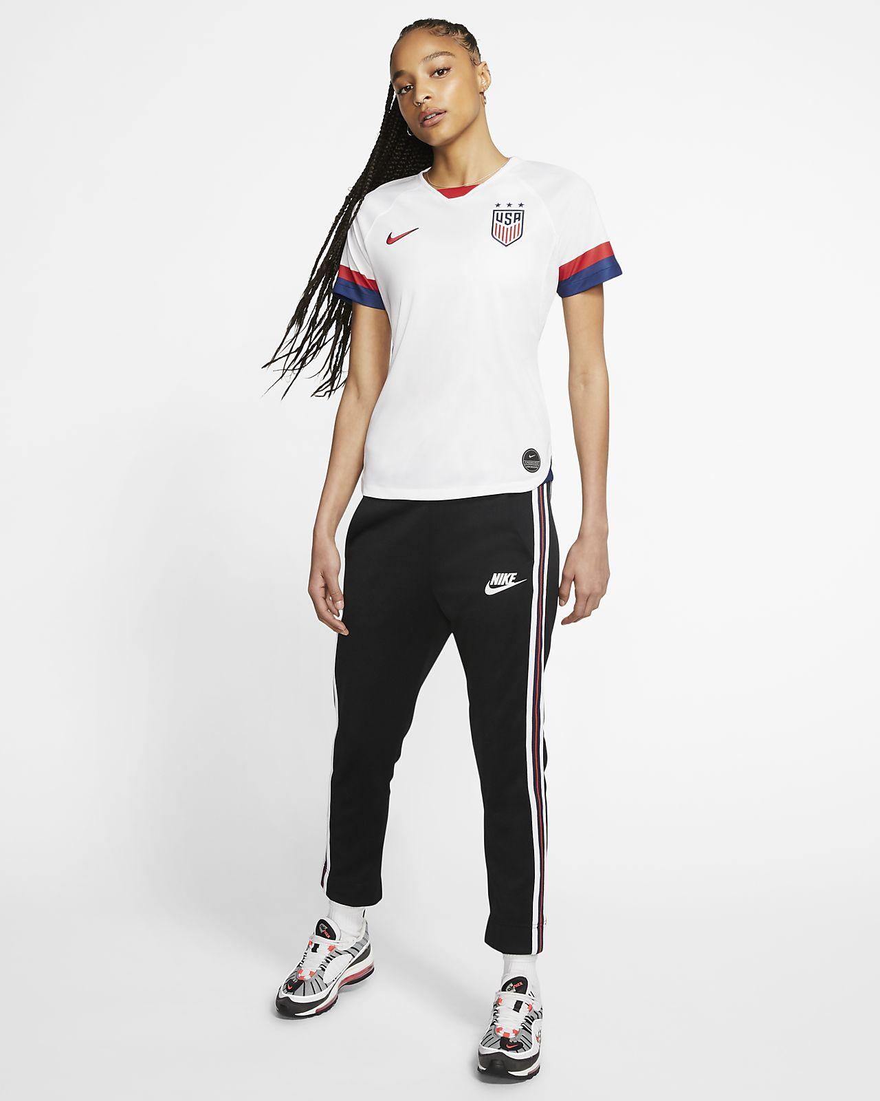 f1f17e3eac9 U.S. 2019 Stadium Home Women's Soccer Jersey. Nike.com