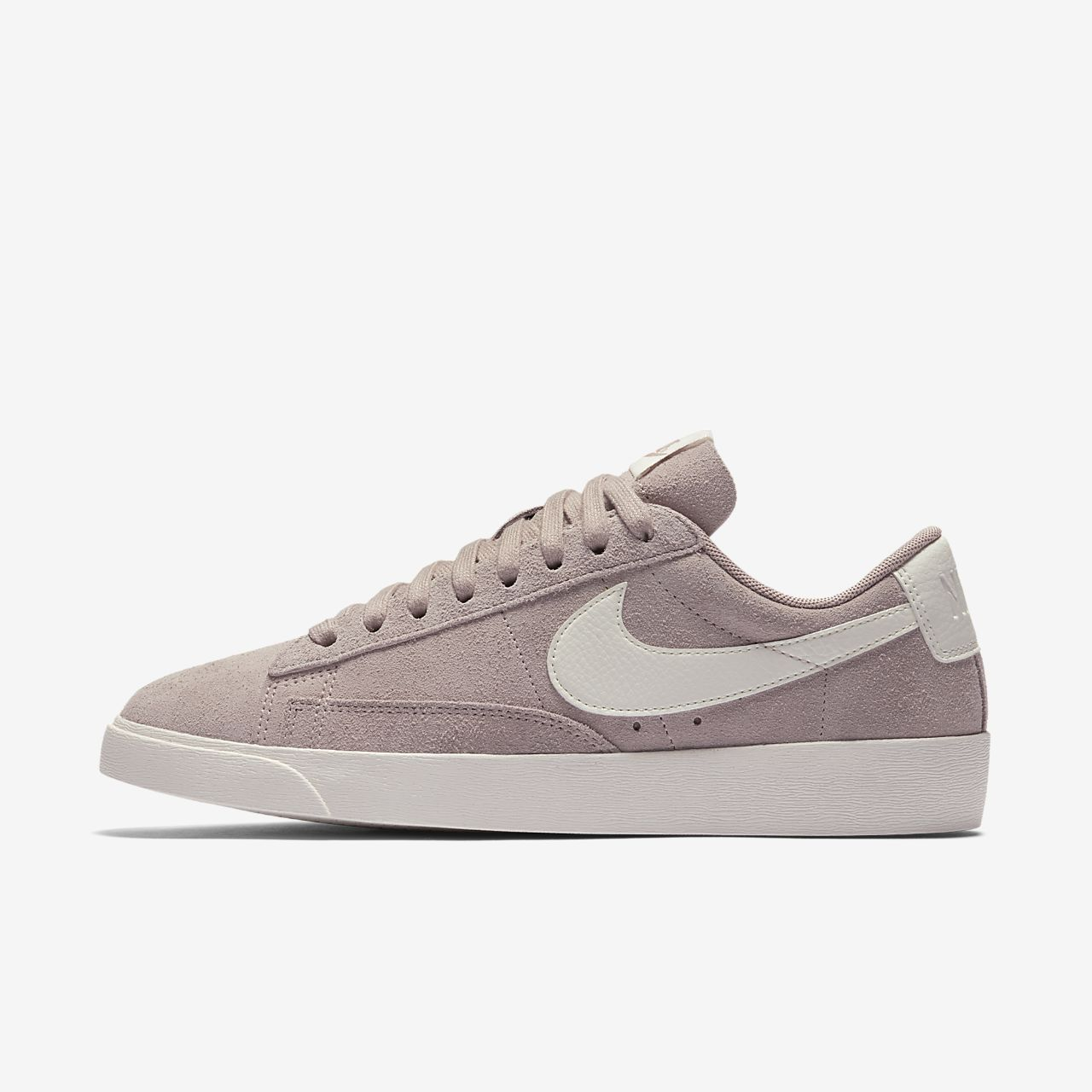 Nike Blazer Low Suede Womens Shoe