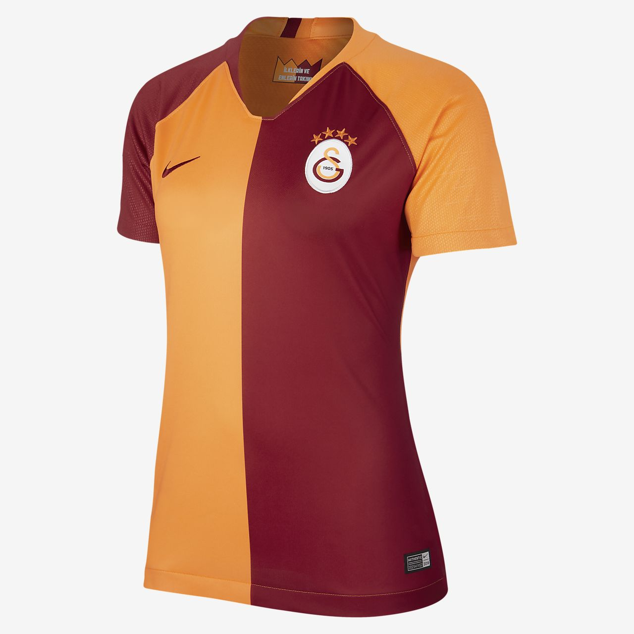 Maillot de football 2018/19 Galatasaray S.K. Stadium Home pour Femme