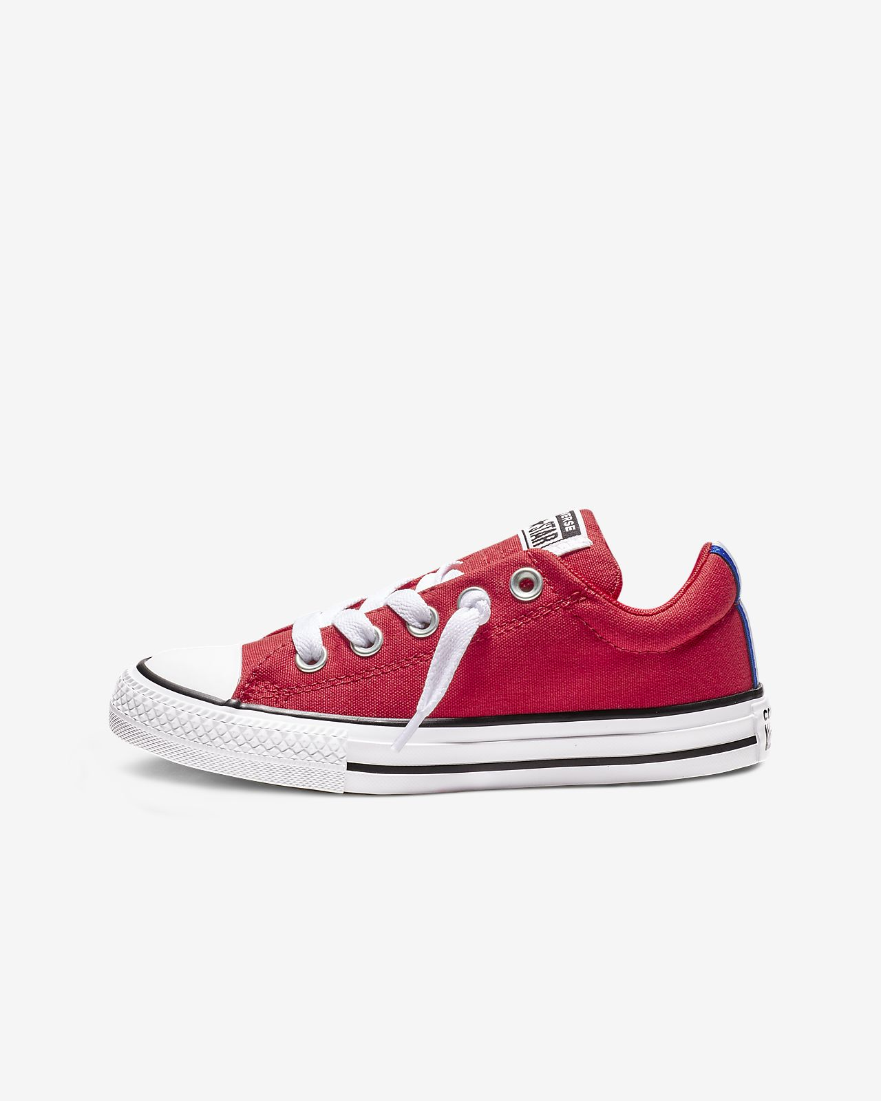 Chuck Taylor All Star Street Slip Big Kids Shoe