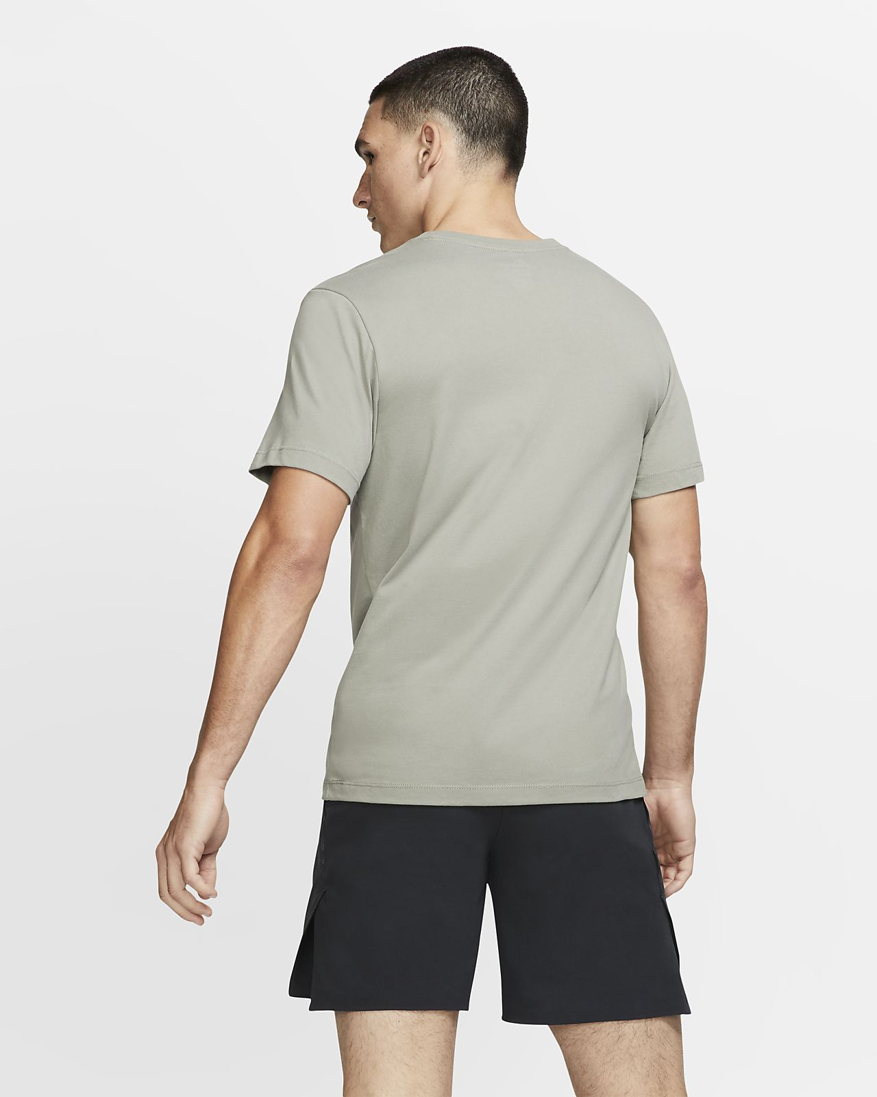 6ce763ec Nike Dri-FIT Men's Training T-Shirt. Nike.com EG