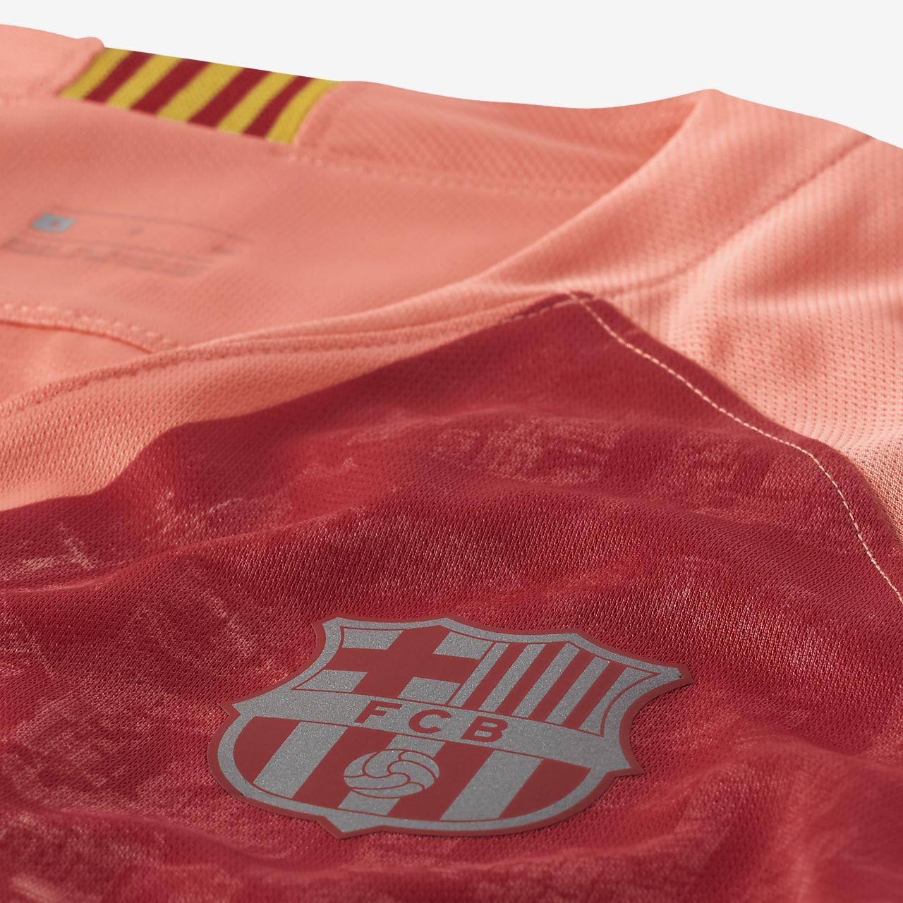 c81794a34a1 FC Barcelona 2018/19 Stadium Third Women's Football Shirt. Nike.com ZA