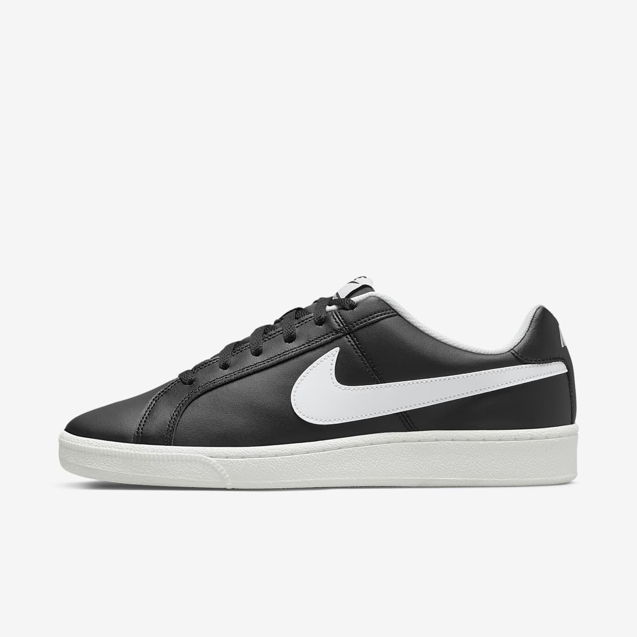 Nike Blazers Düşük Erkekler Popüler Ayakkabı Dark Siyah Beyaz Güzel