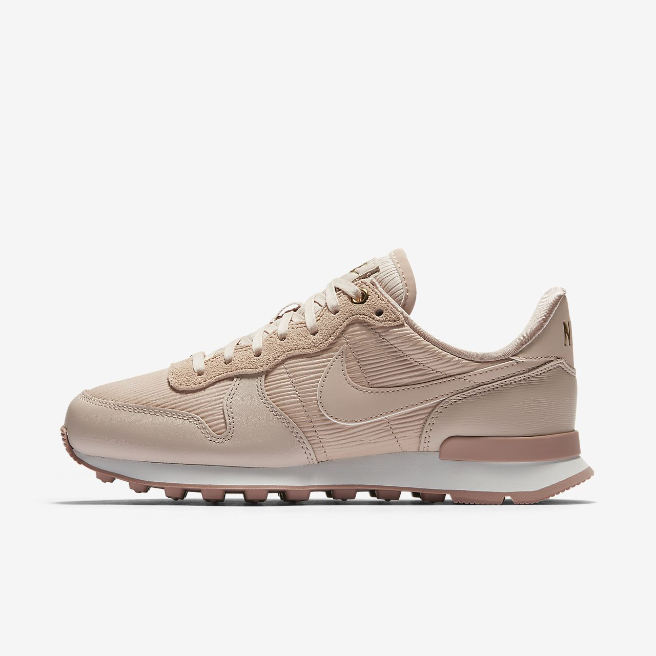 australia nike internationalist light rose vinyl 227cc 96746
