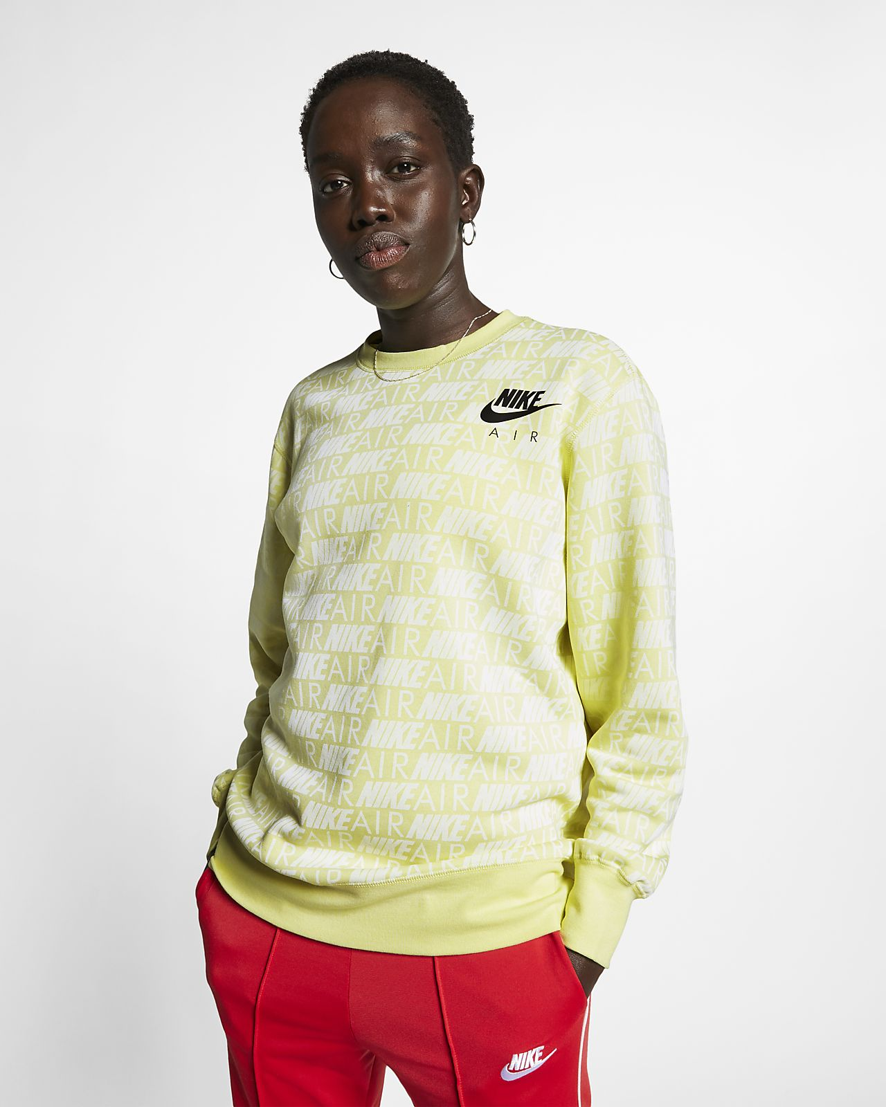 Prenda estampada para mujer Nike Air