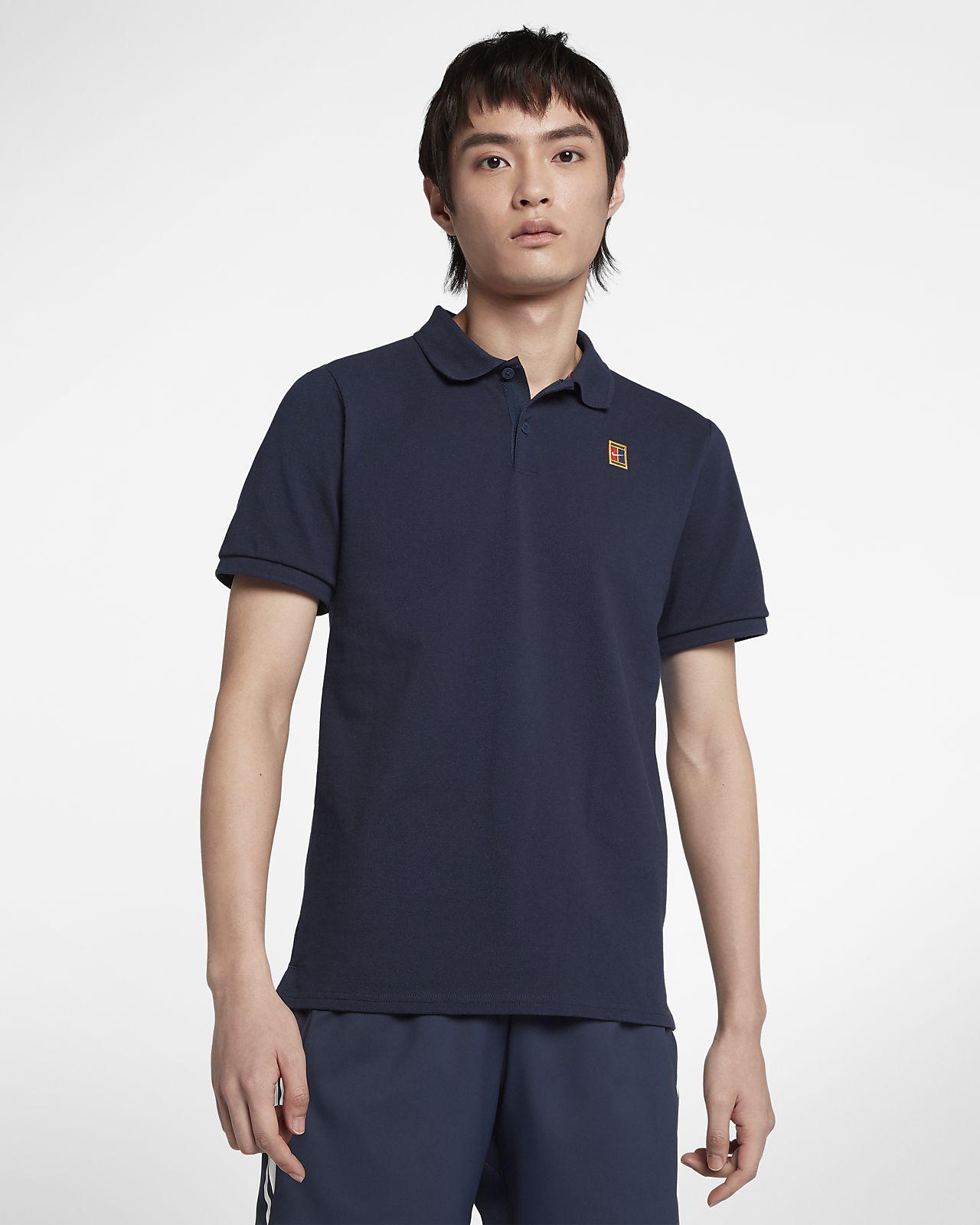เสื้อโปโลเทนนิสผู้ชาย NikeCourt