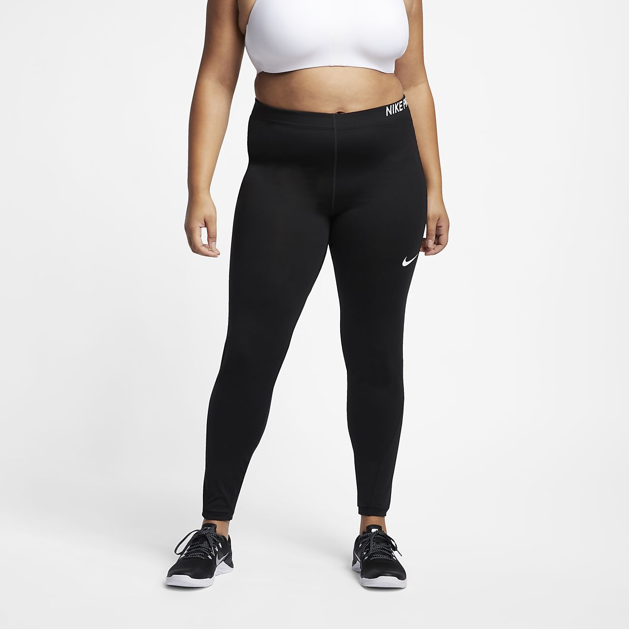 ... Nike Pro (Plus Size) Women's Training Tights