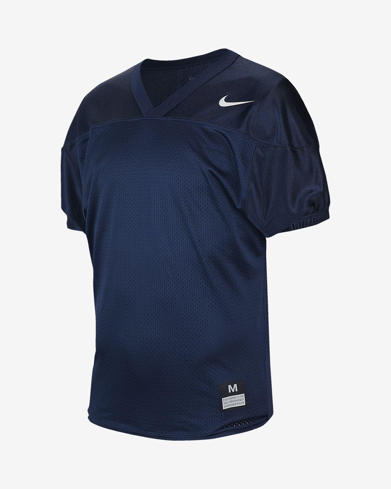c48a72a6fb4 Nike Practice Men's Football Jersey. Nike.com