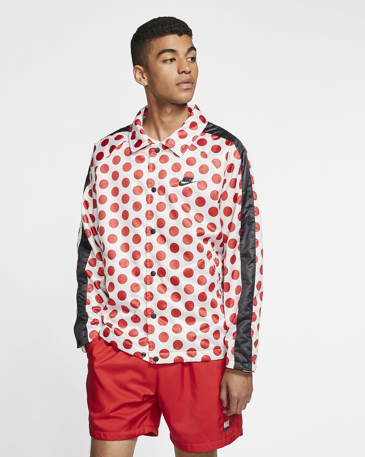 Nike Sportswear JDI Synthetic-Fill Printed Jacket