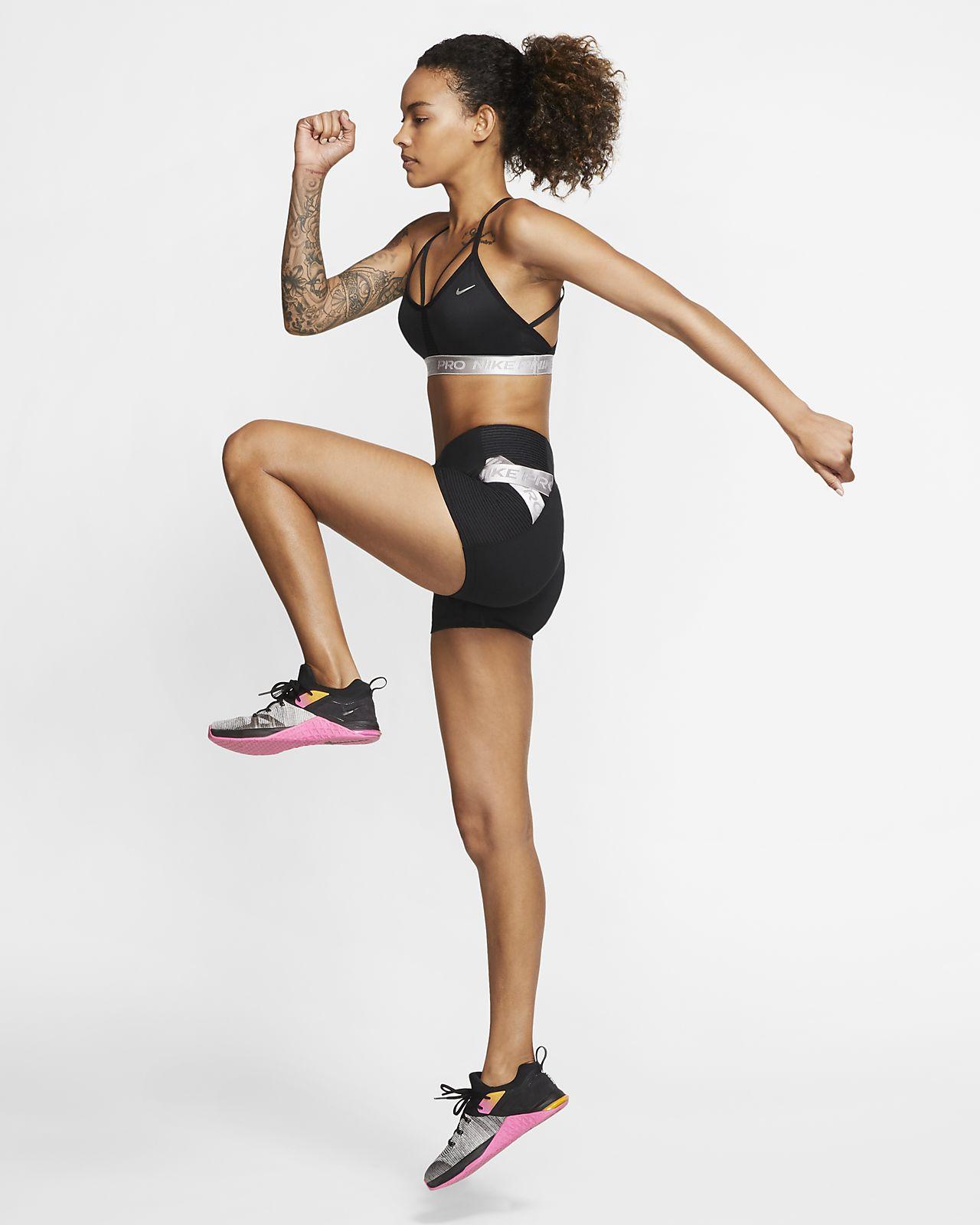 e8f649b9428d7 Nike Pro AeroAdapt Indy Women's Light-Support Sports Bra. Nike.com IL