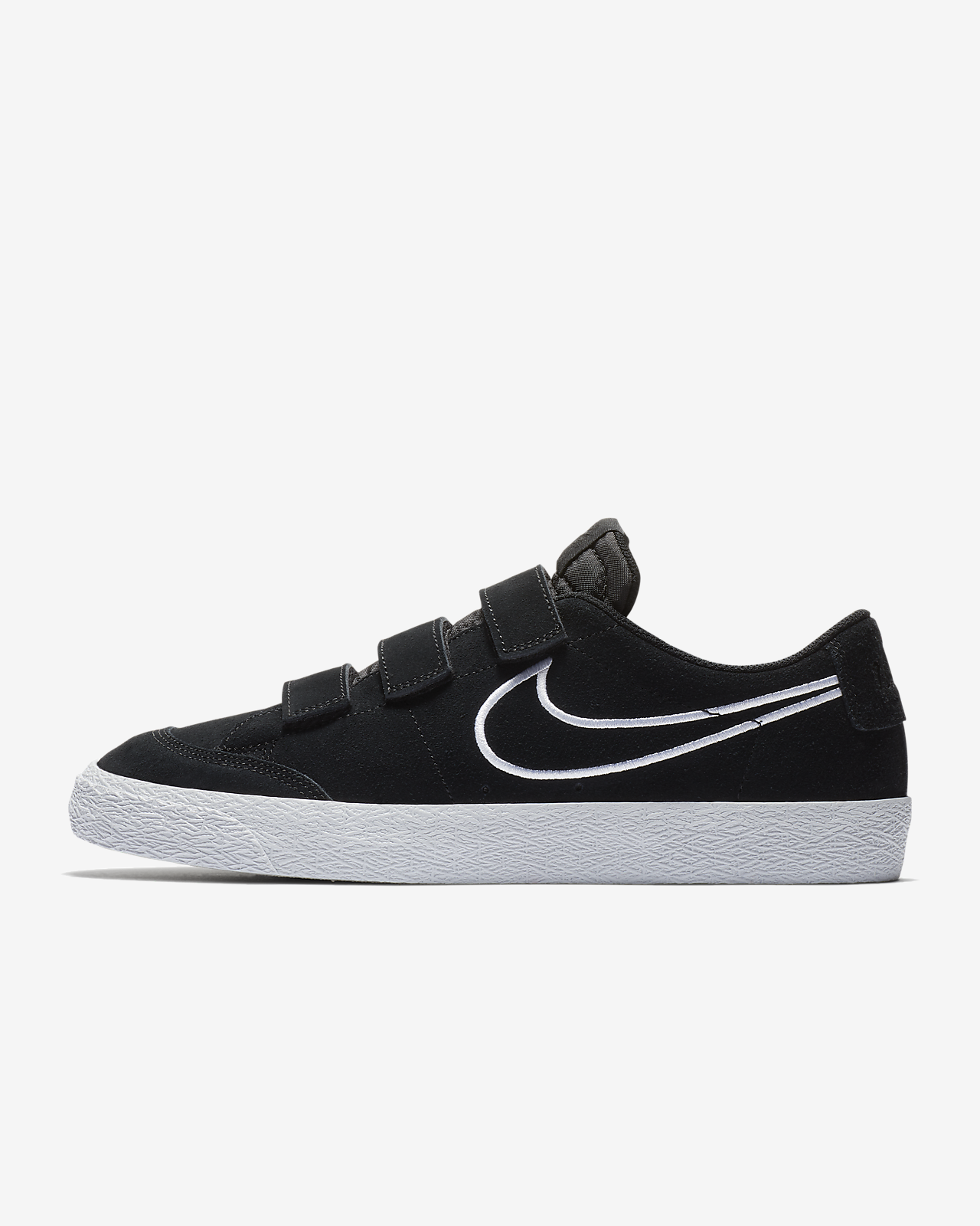 Nike SB Zoom Blazer AC XT Black White Men Skate Boarding Shoe Sneaker AH3434001