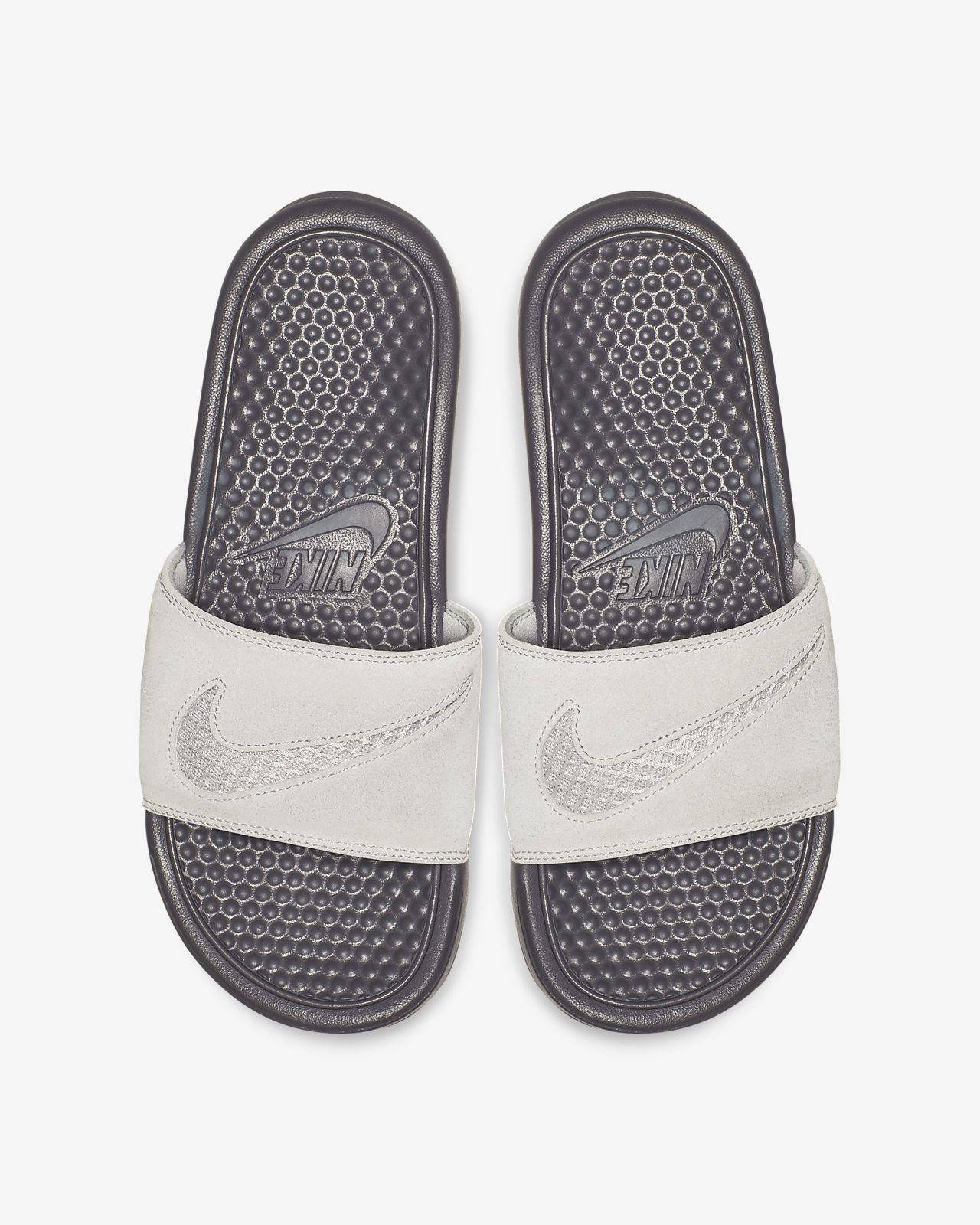 detailed pictures 86185 d1f6c ... Nike Benassi JDI Leather SE Women s Sandal